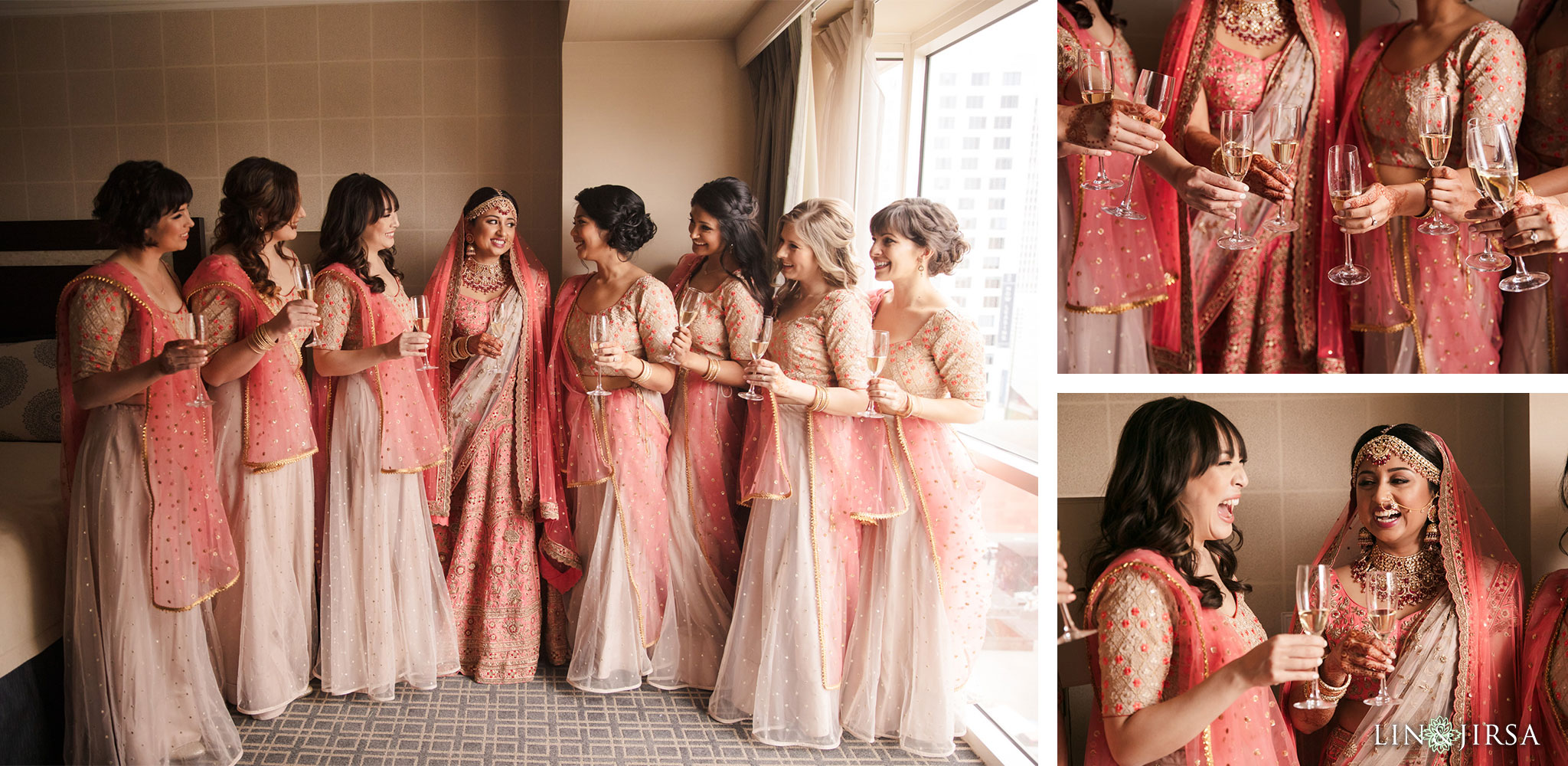 08 Union Station Los Angeles Indian Wedding Photography