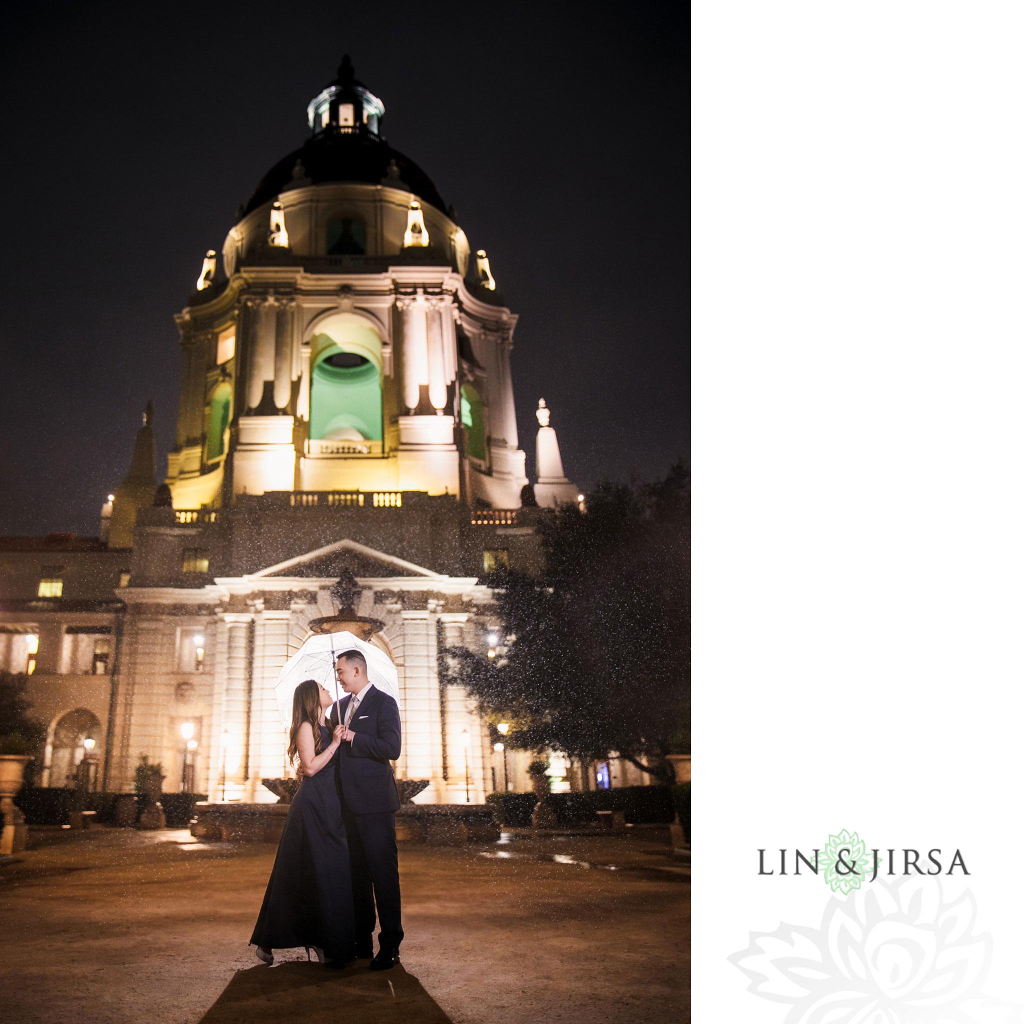 09 Pasadena City Hall Engagement Photography