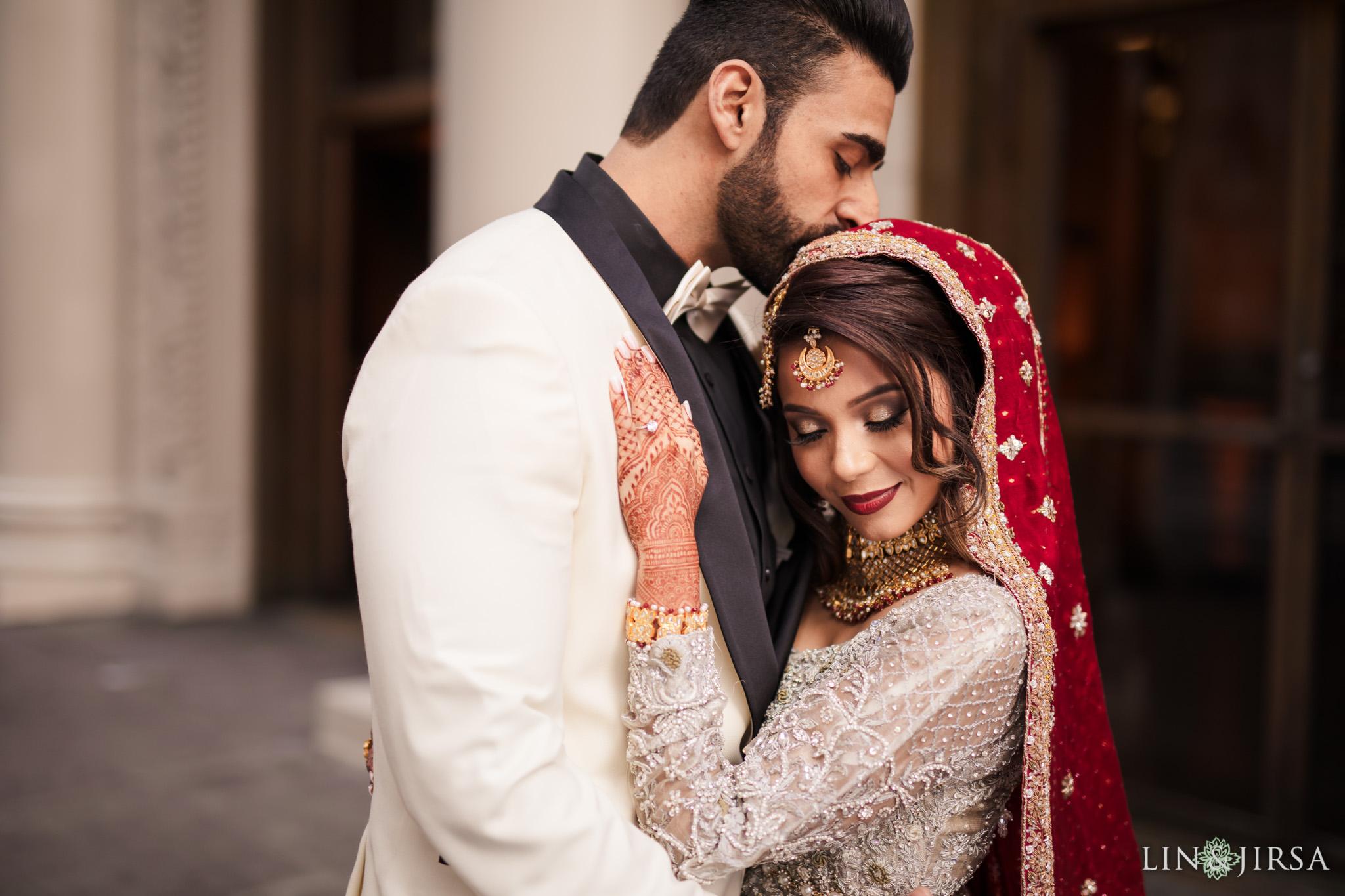 10 Majestic Downtown Los Angeles Pakistani Muslim Wedding Photography