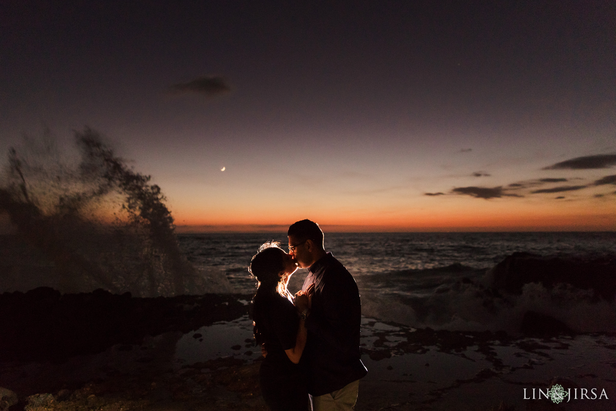 10 Victoria Beach Engagement Photography