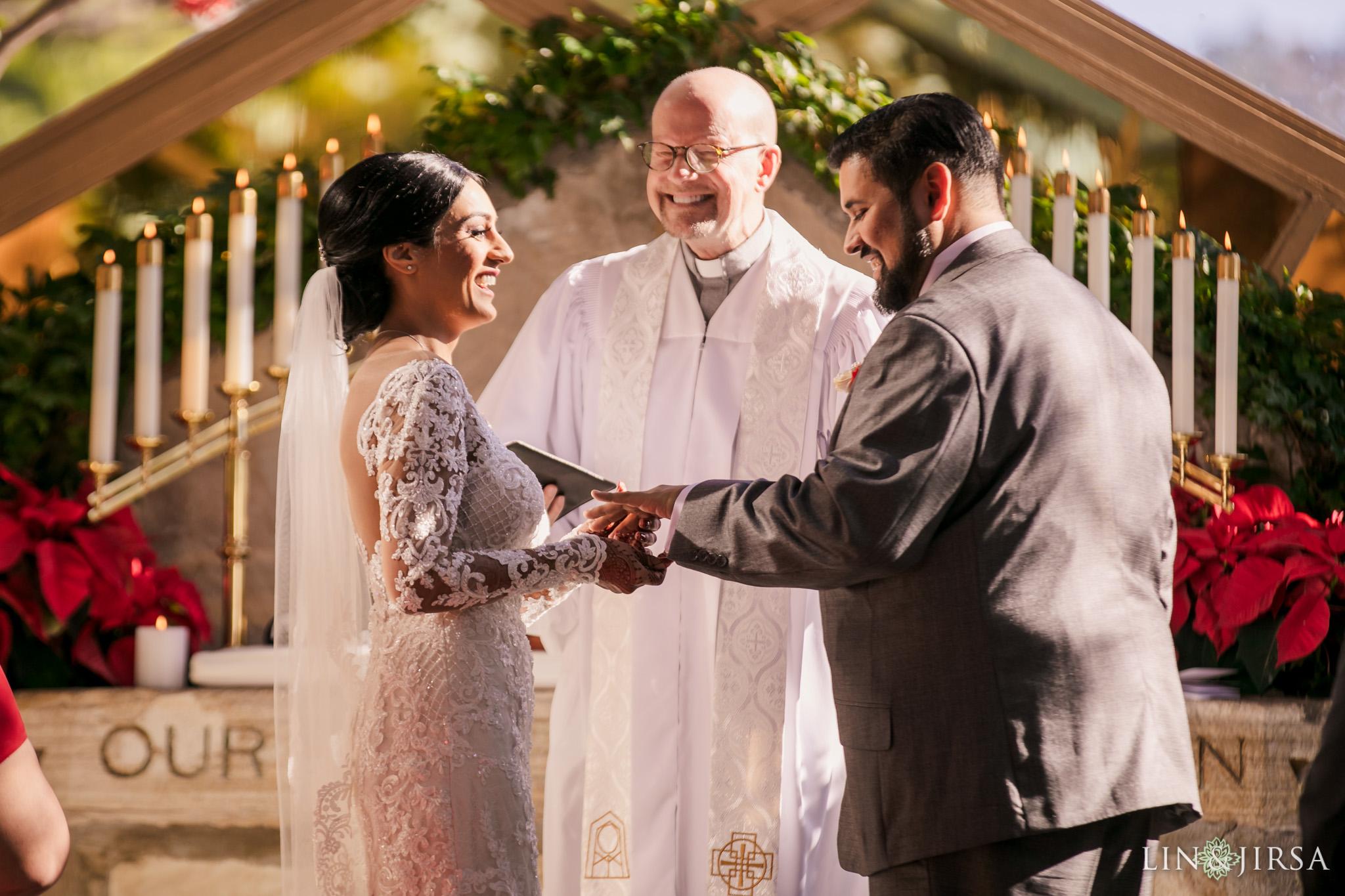 10 Wayfarers Chapel Palos Verdes Indian Wedding Photography