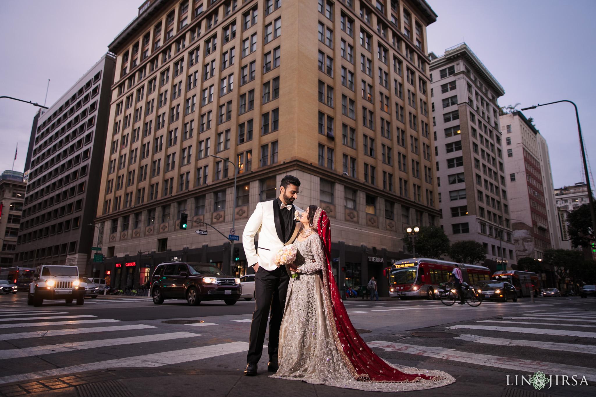 11 Majestic Downtown Los Angeles Pakistani Muslim Wedding Photography