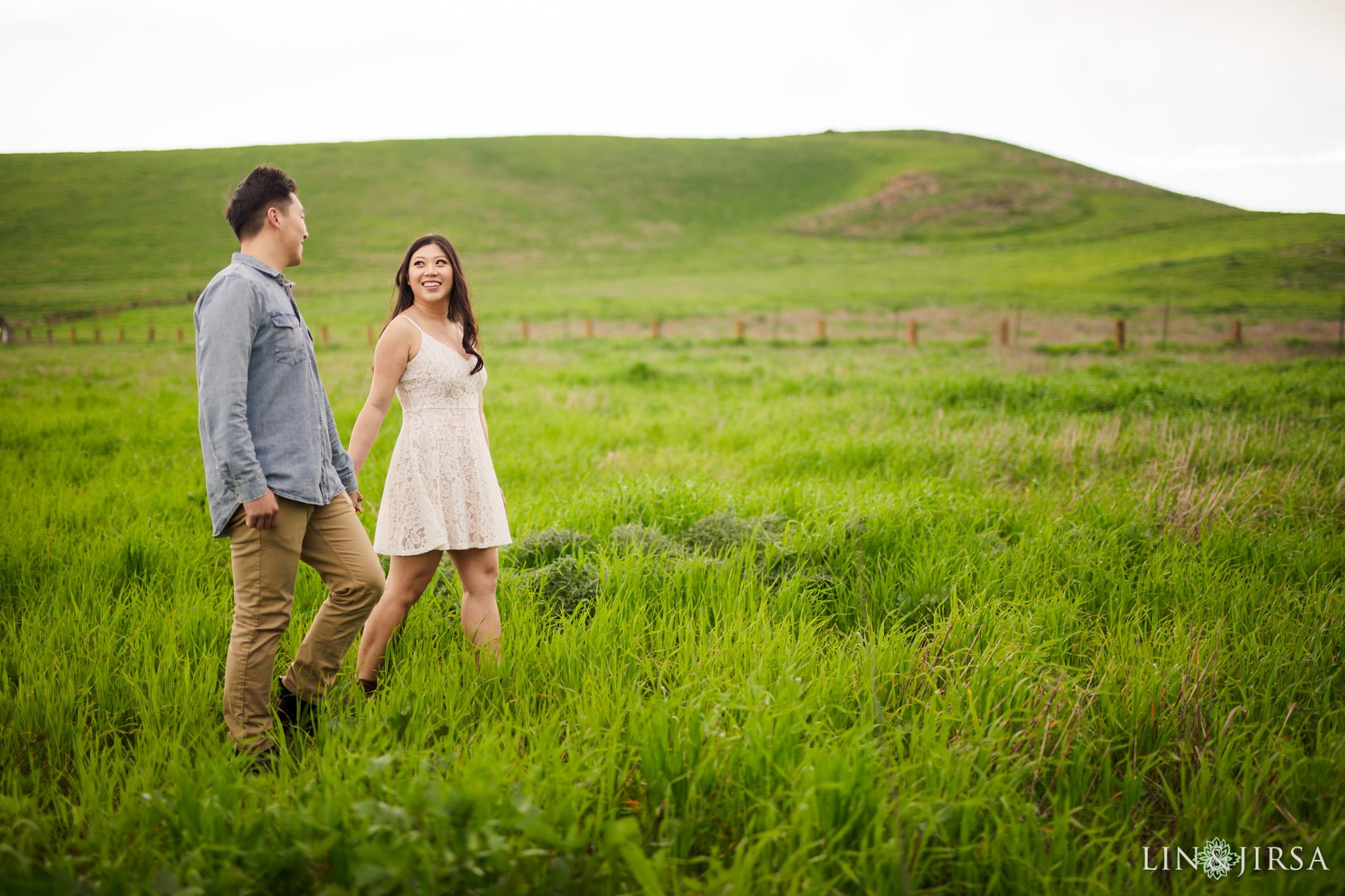 11 Quail Hill Orange County Engagement Photography
