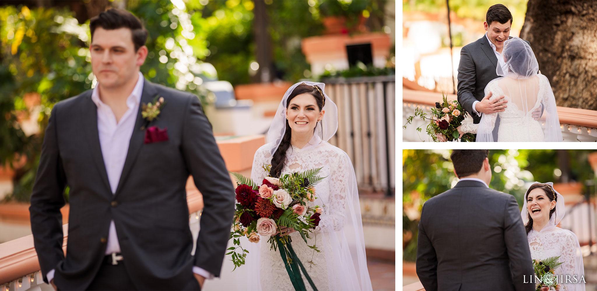 11 Rancho Las Lomas Silverado Hooded Veil Wedding Photography