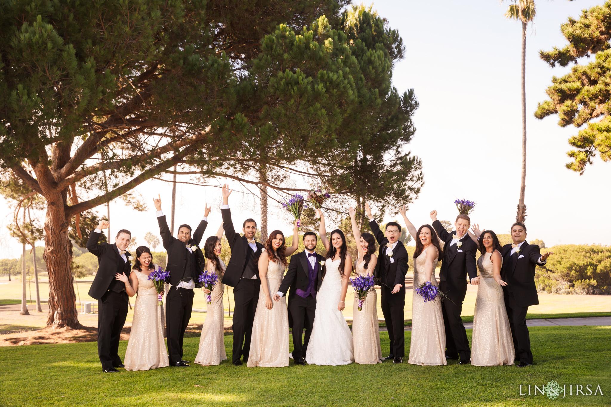 12 Los Verdes Golf Course Rancho Palos Verdes Wedding Photography