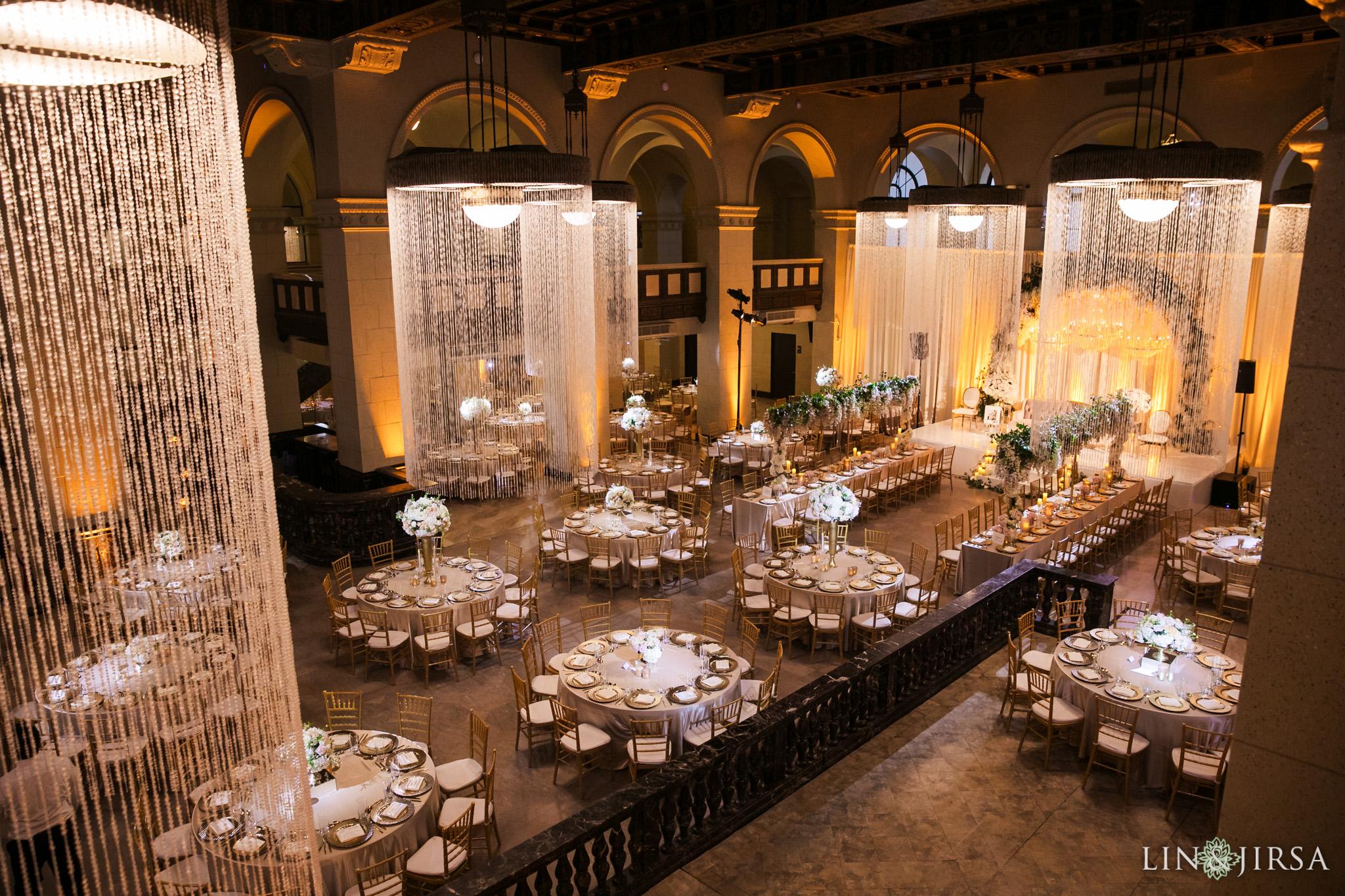 12 Majestic Downtown Los Angeles Pakistani Muslim Wedding Reception Photography