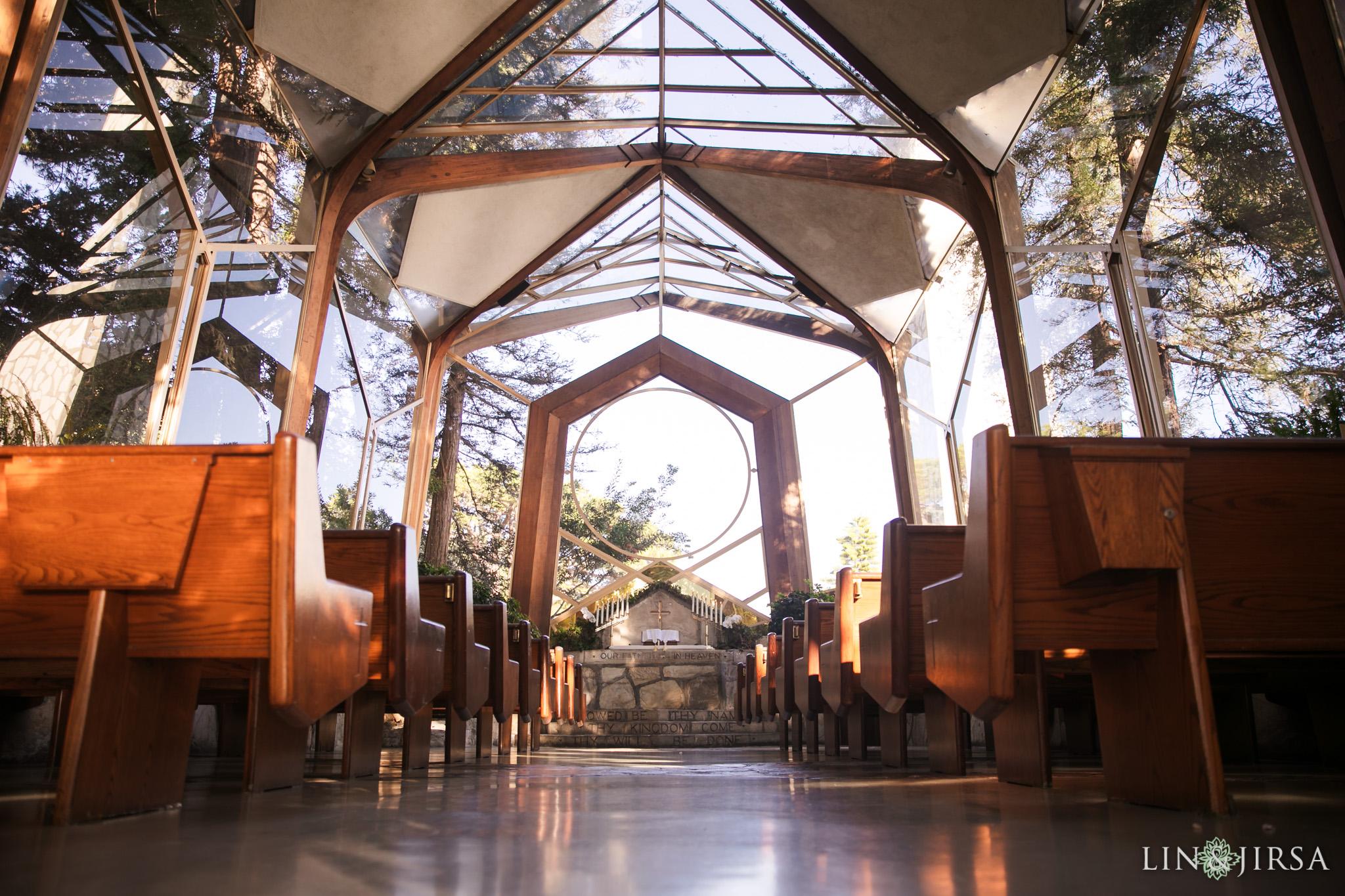 12 Wayfarers Chapel Wedding Ceremony Photography