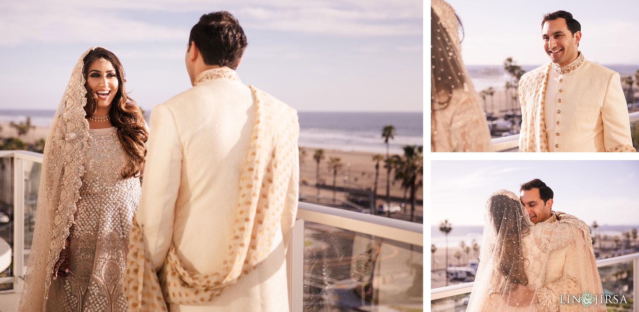 12 pasea hotel spa huntington beach pakistani muslim wedding photography