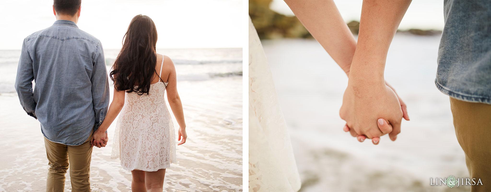 13 Heisler Park Laguna Beach Orange County Engagement Photography