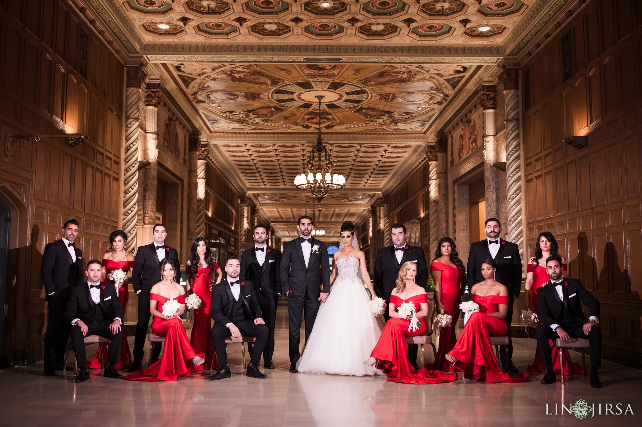 14 Biltmore Hotel Los Angeles Wedding Photography