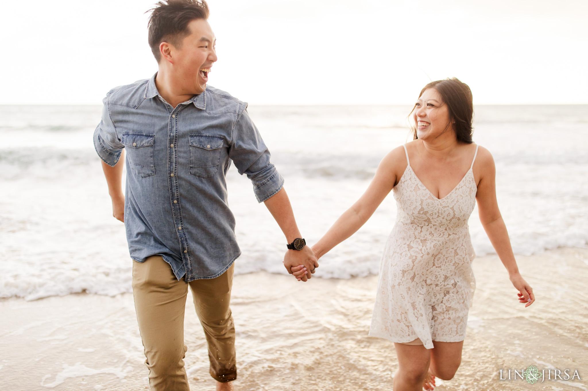 14 Heisler Park Laguna Beach Orange County Engagement Photography