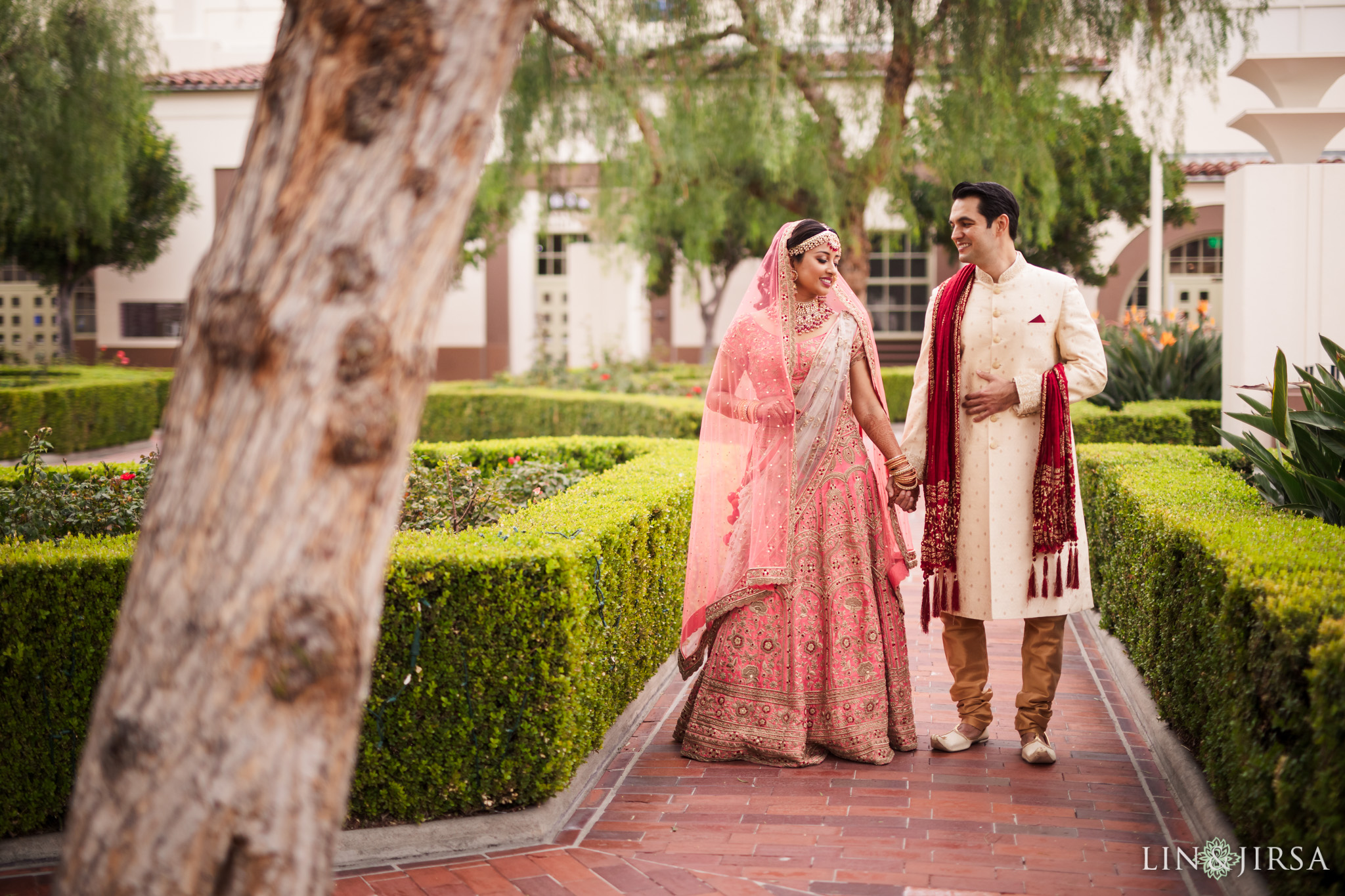 14 Union Station Los Angeles Indian Wedding Photography