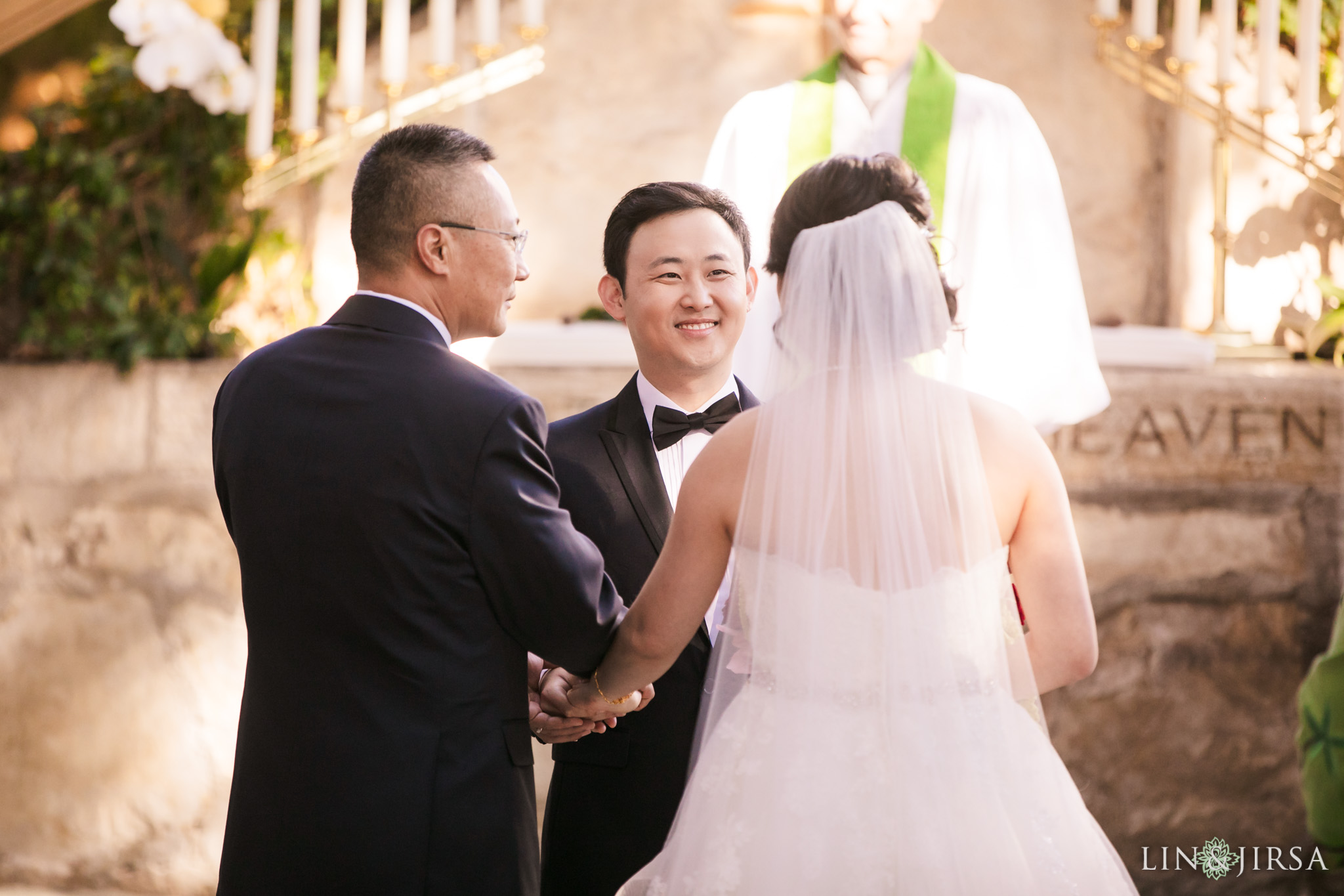 14 Wayfarers Chapel Wedding Ceremony Photography