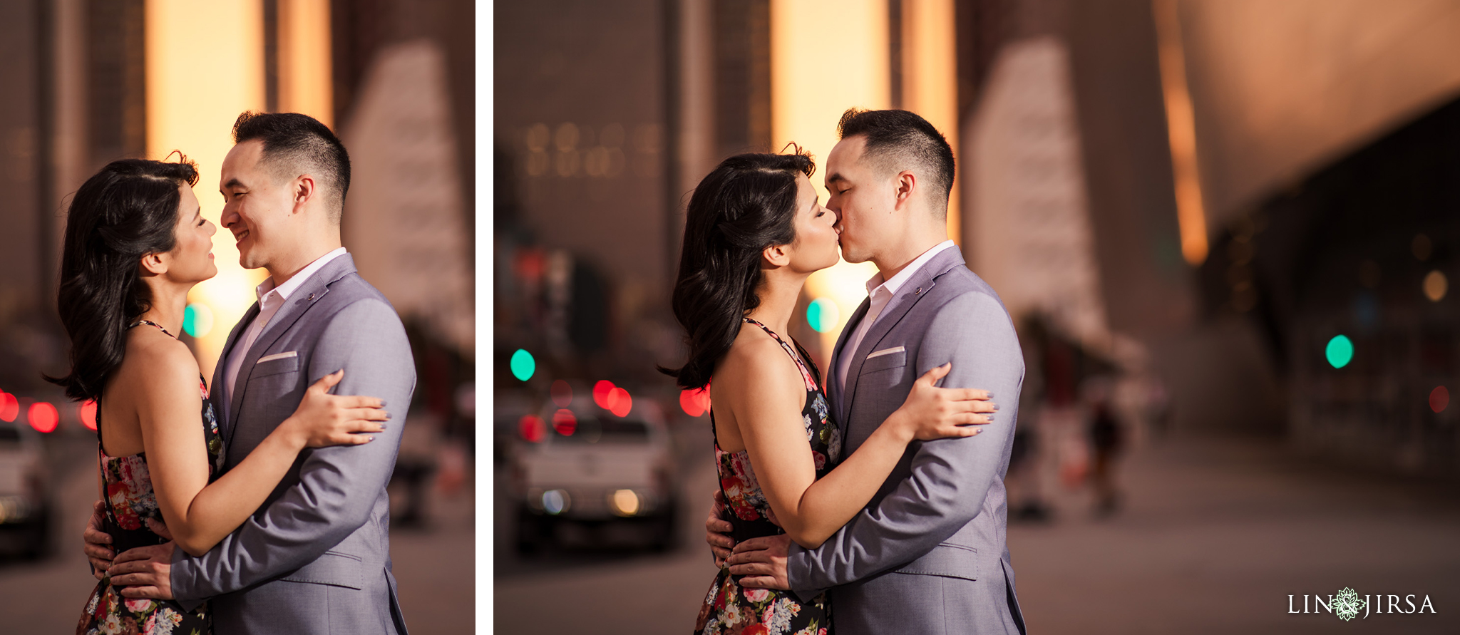15 downtown los angeles engagement photography