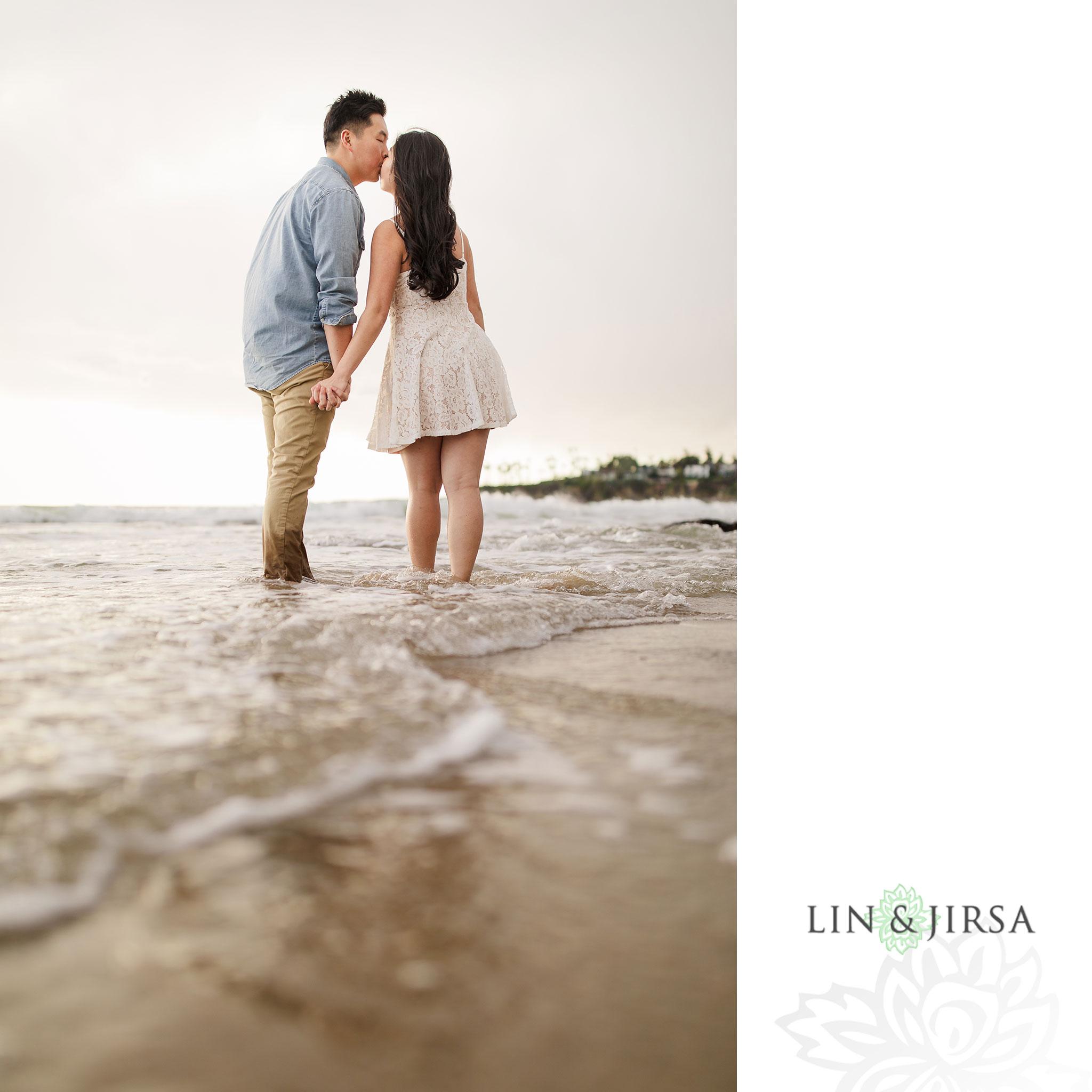 16 Heisler Park Laguna Beach Orange County Engagement Photography