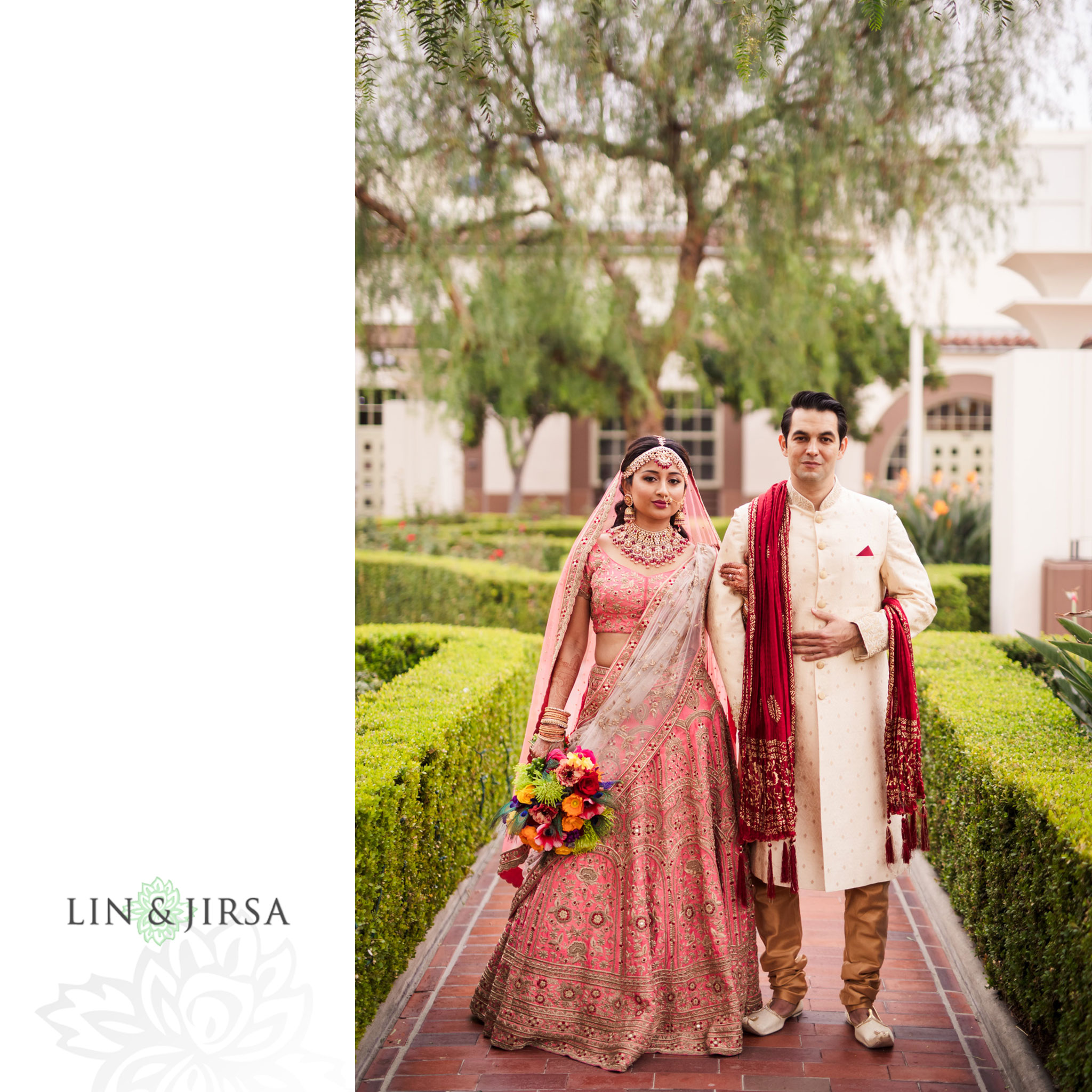16 Union Station Los Angeles Indian Wedding Photography