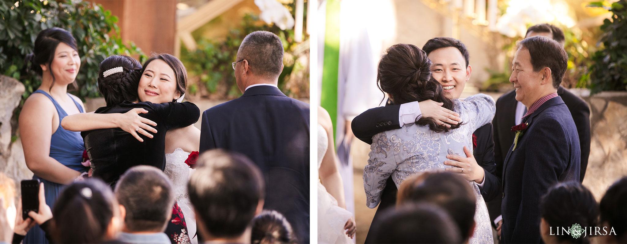 16 Wayfarers Chapel Wedding Ceremony Photography
