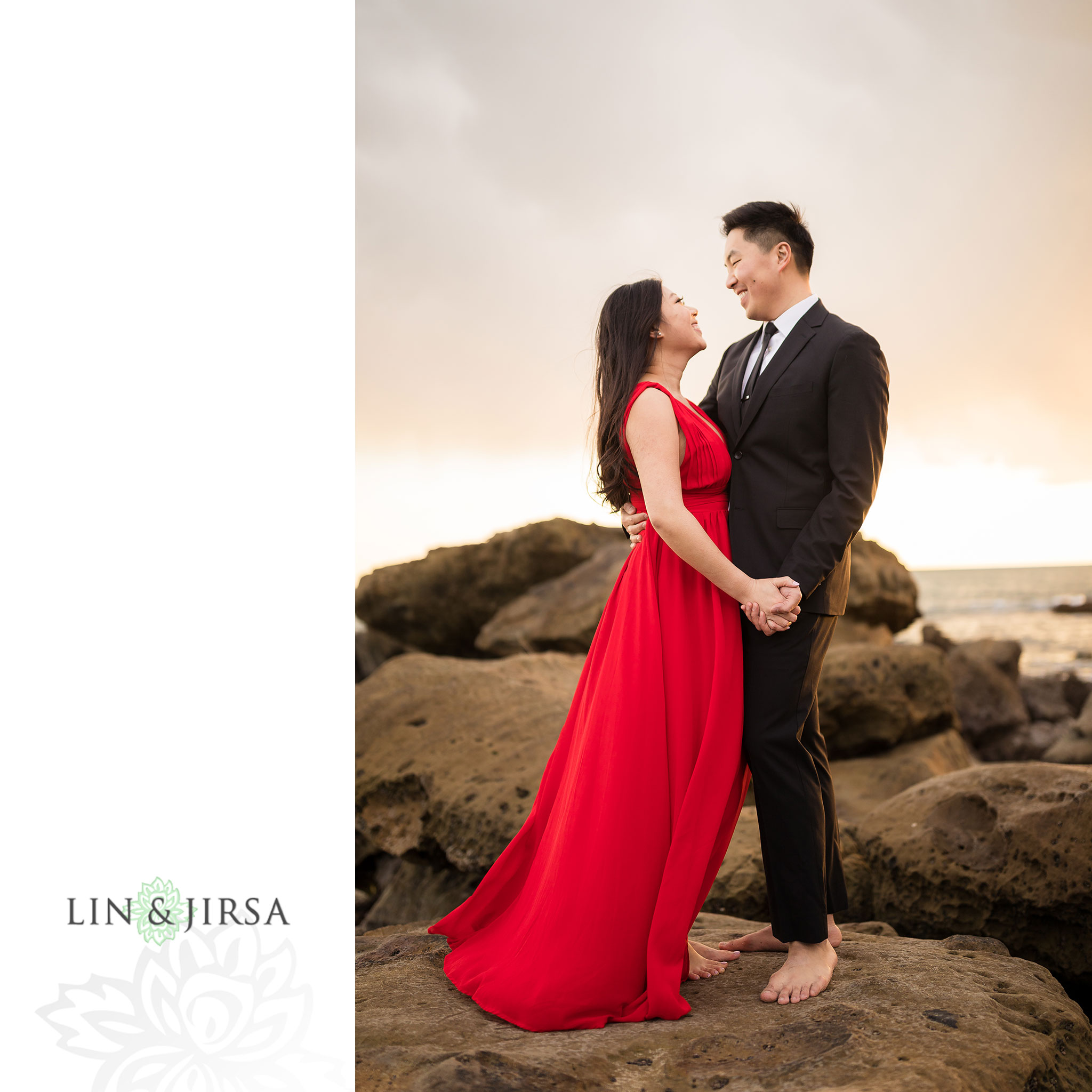 17 Heisler Park Laguna Beach Orange County Engagement Photography