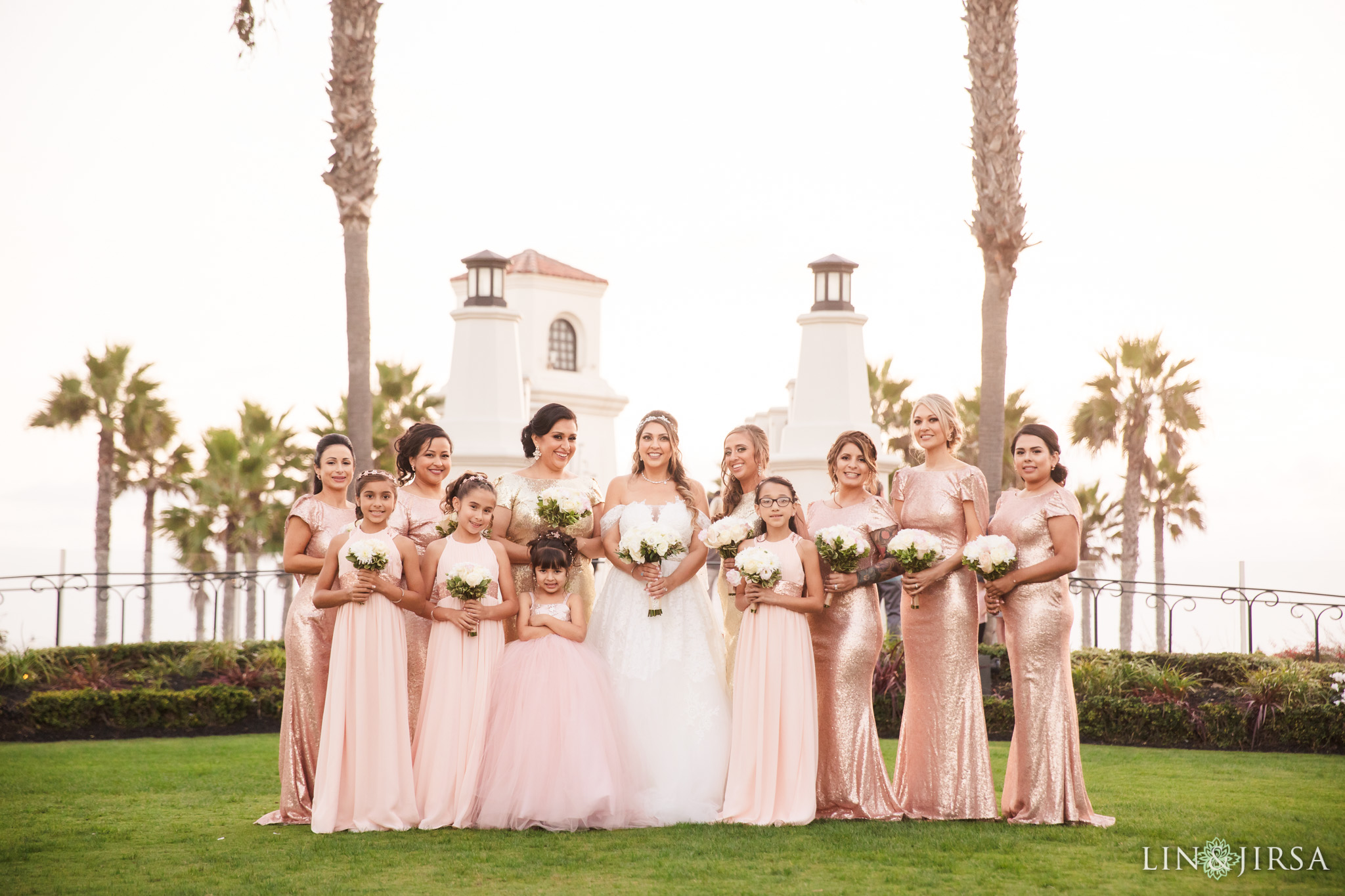 17 Hyatt Regency Huntington Beach Wedding Photography