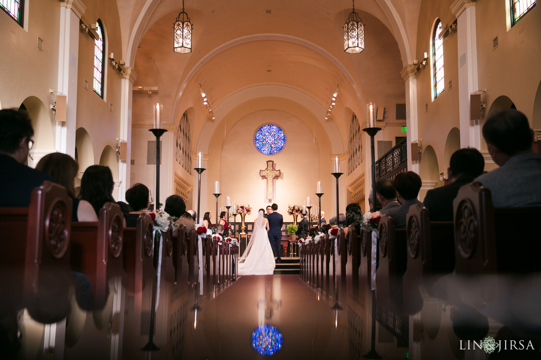 17 Laguna Presbyterian Church Wedding Photography