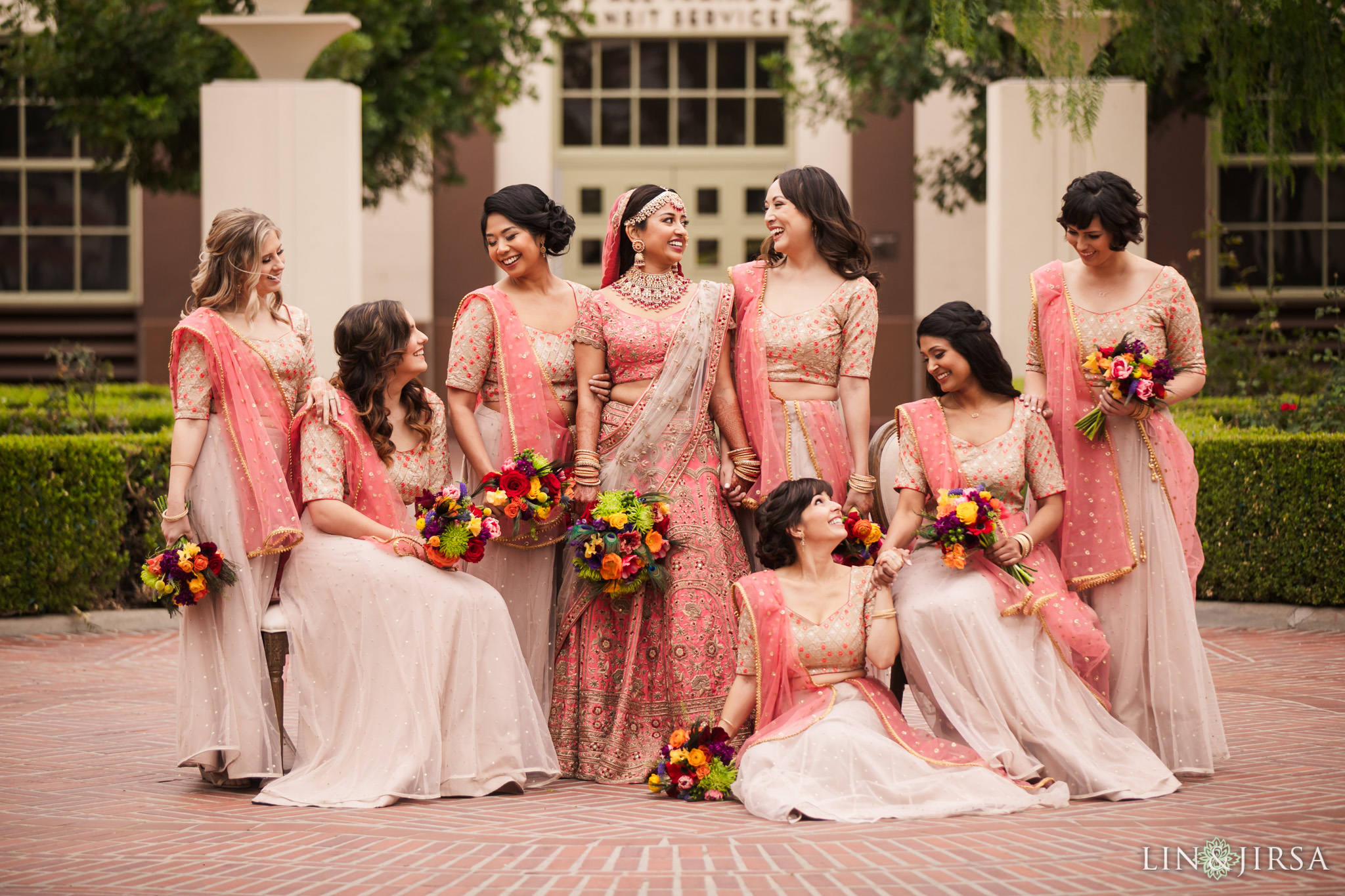 17 Union Station Los Angeles Indian Wedding Photography