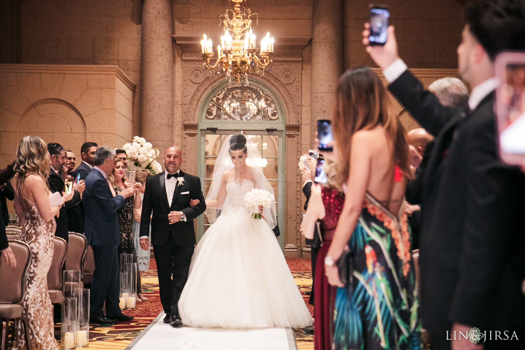 18 Biltmore Hotel Los Angeles Wedding Photography