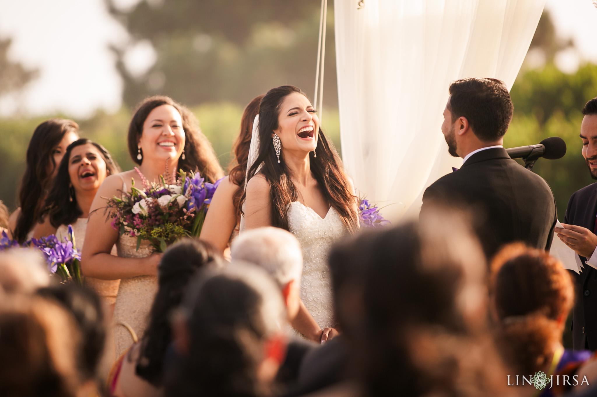 18 Los Verdes Golf Course Rancho Palos Verdes Wedding Photography
