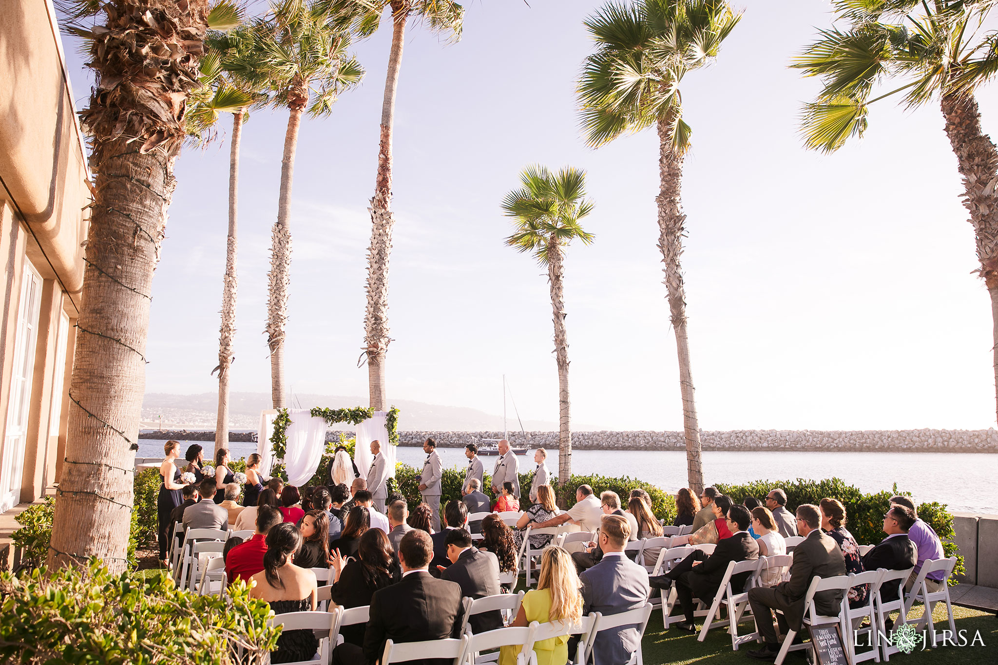 18 Portofino Hotel Redondo Beach Wedding Photography