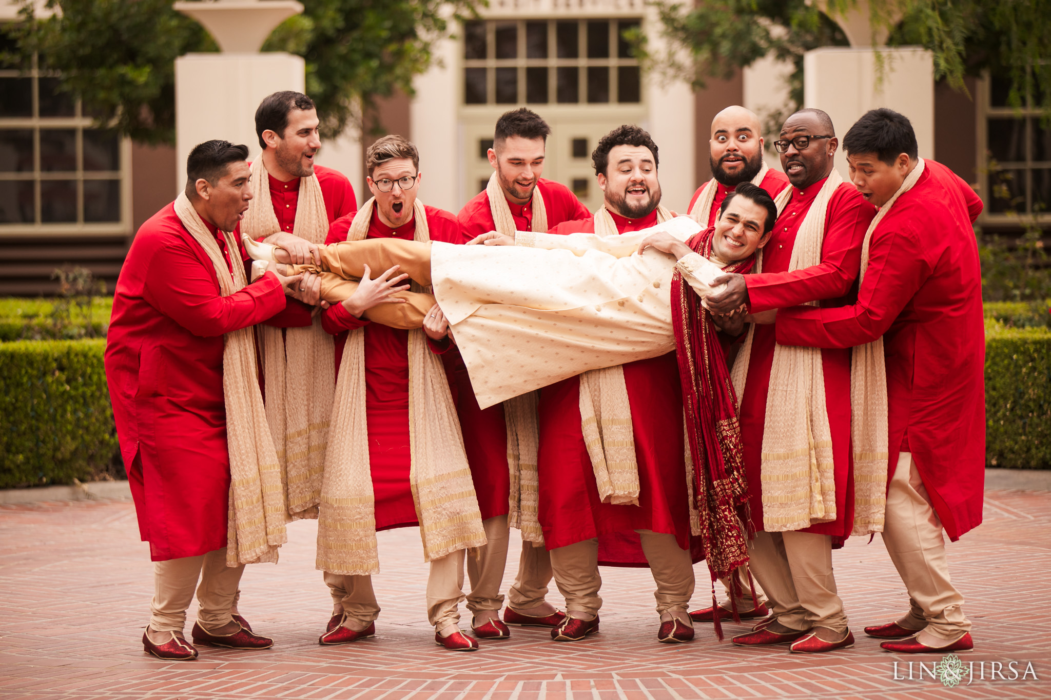 18 Union Station Los Angeles Indian Wedding Photography