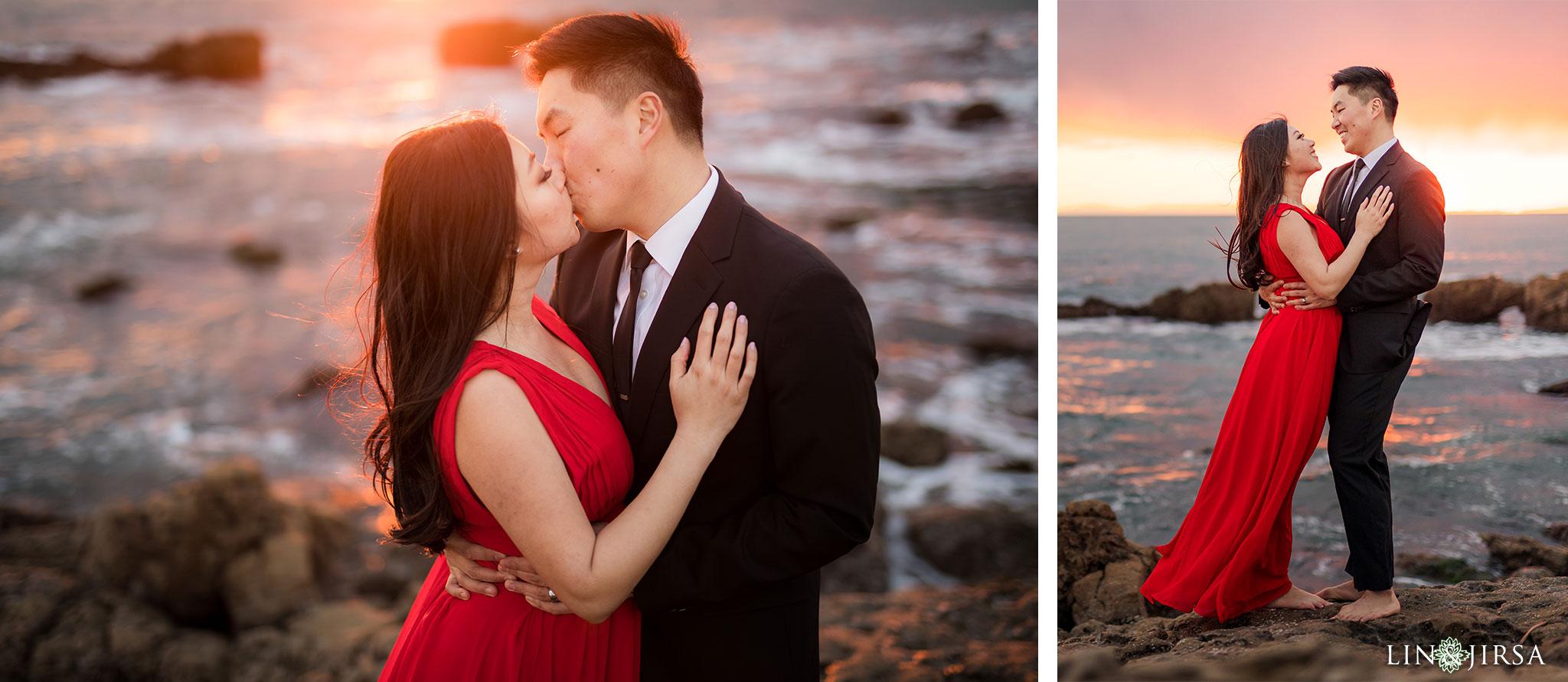 19 Heisler Park Laguna Beach Orange County Engagement Photography