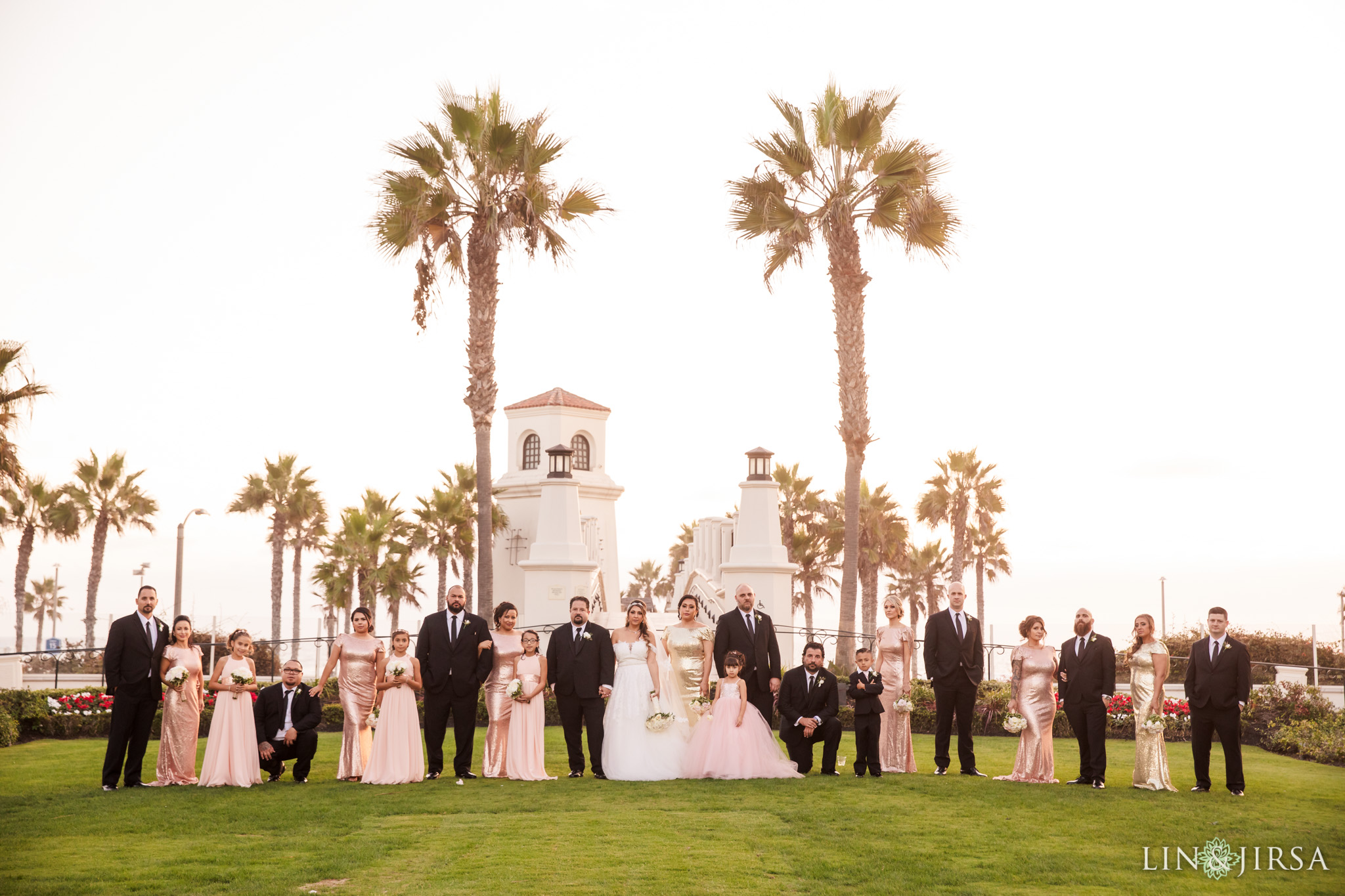 19 Hyatt Regency Huntington Beach Wedding Photography