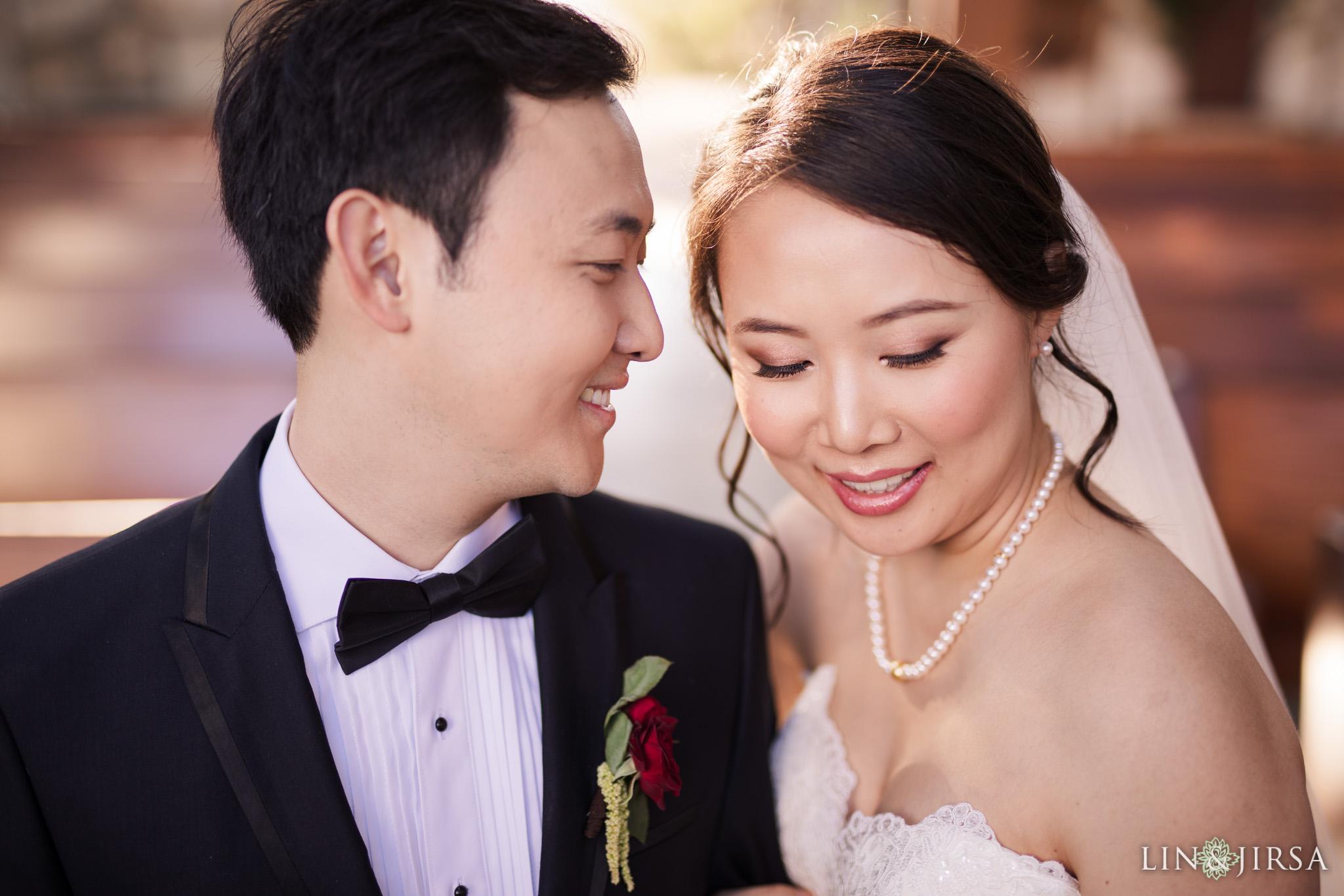 19 Wayfarers Chapel Wedding Ceremony Photography