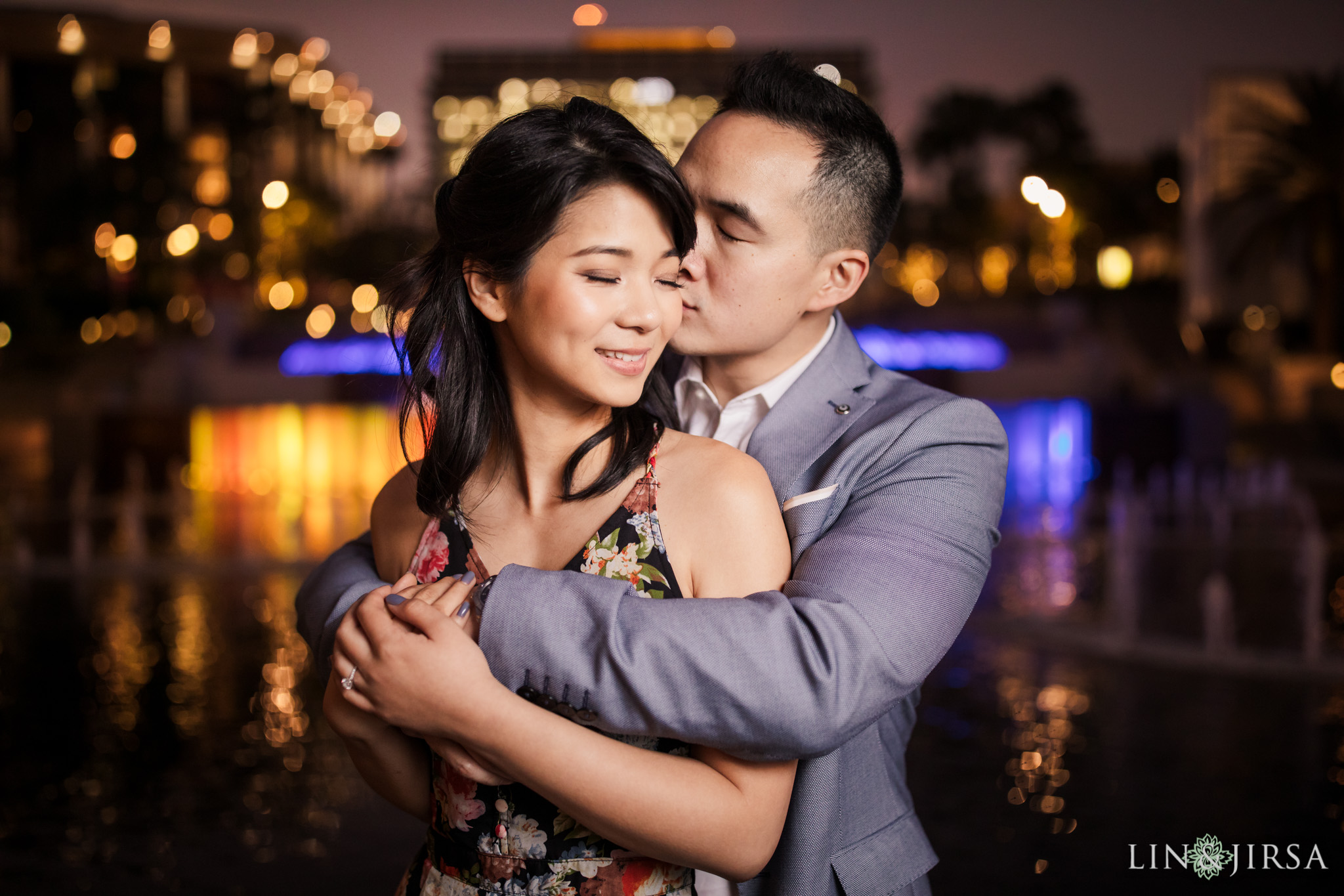 19 downtown los angeles engagement photography