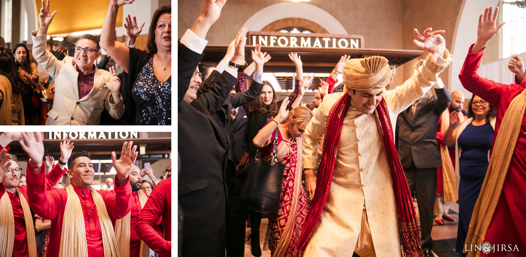 20 Union Station Los Angeles Indian Wedding Photography