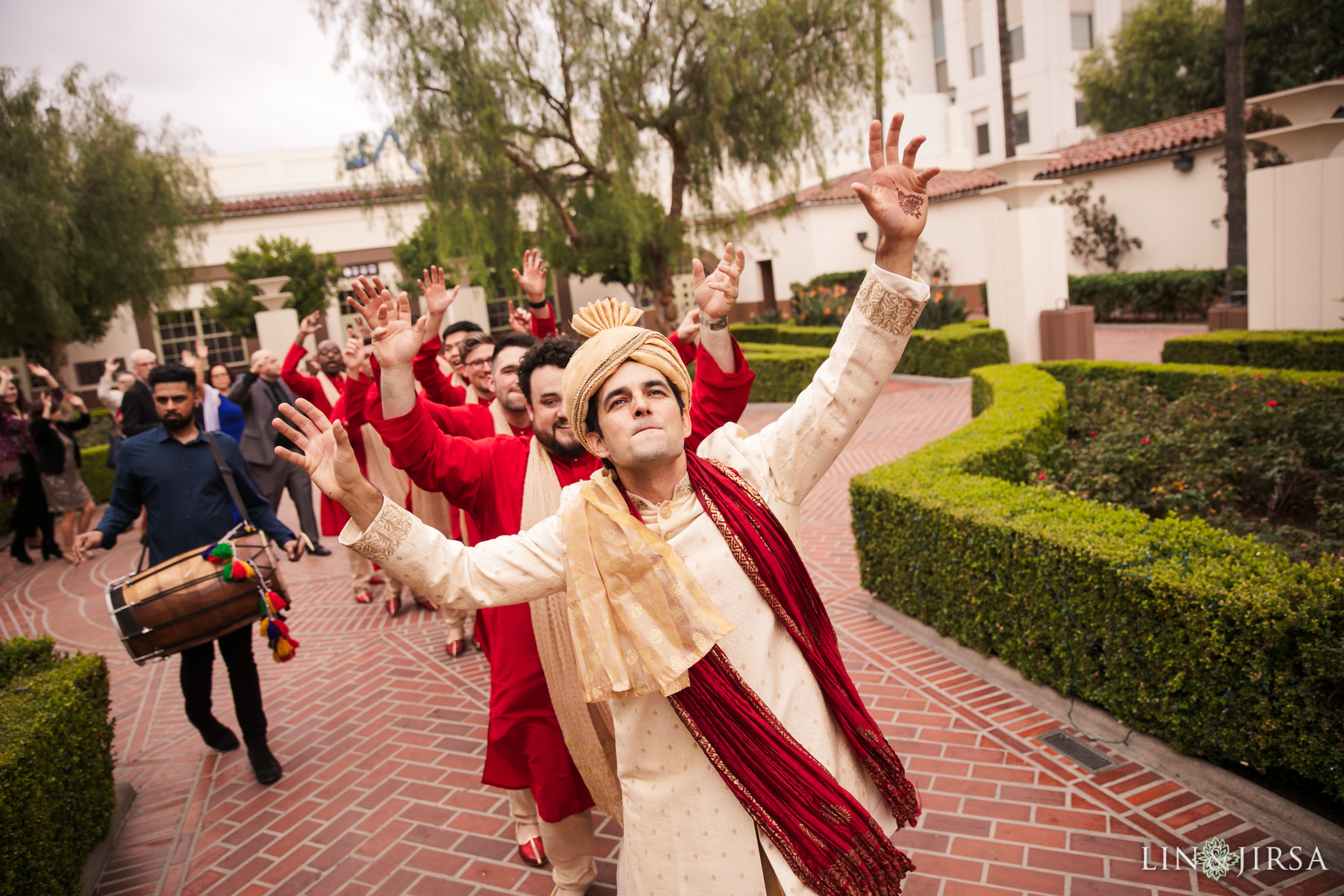 21 Union Station Los Angeles Indian Wedding Photography