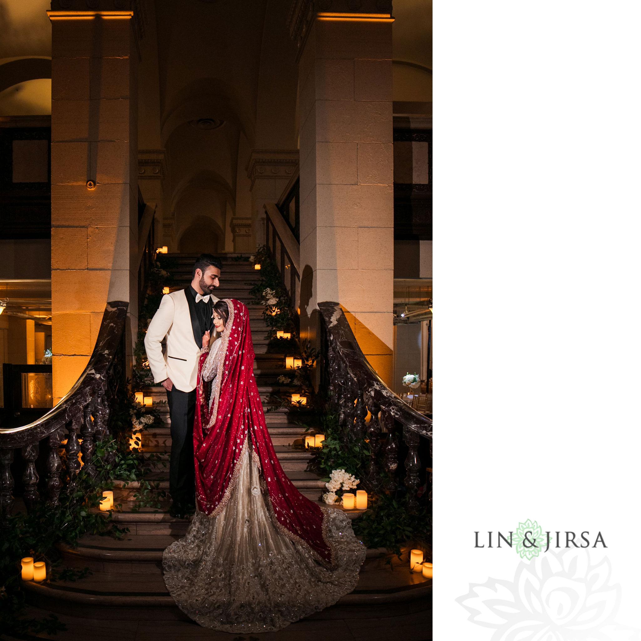 22 Majestic Downtown Los Angeles Pakistani Muslim Waleema Photography