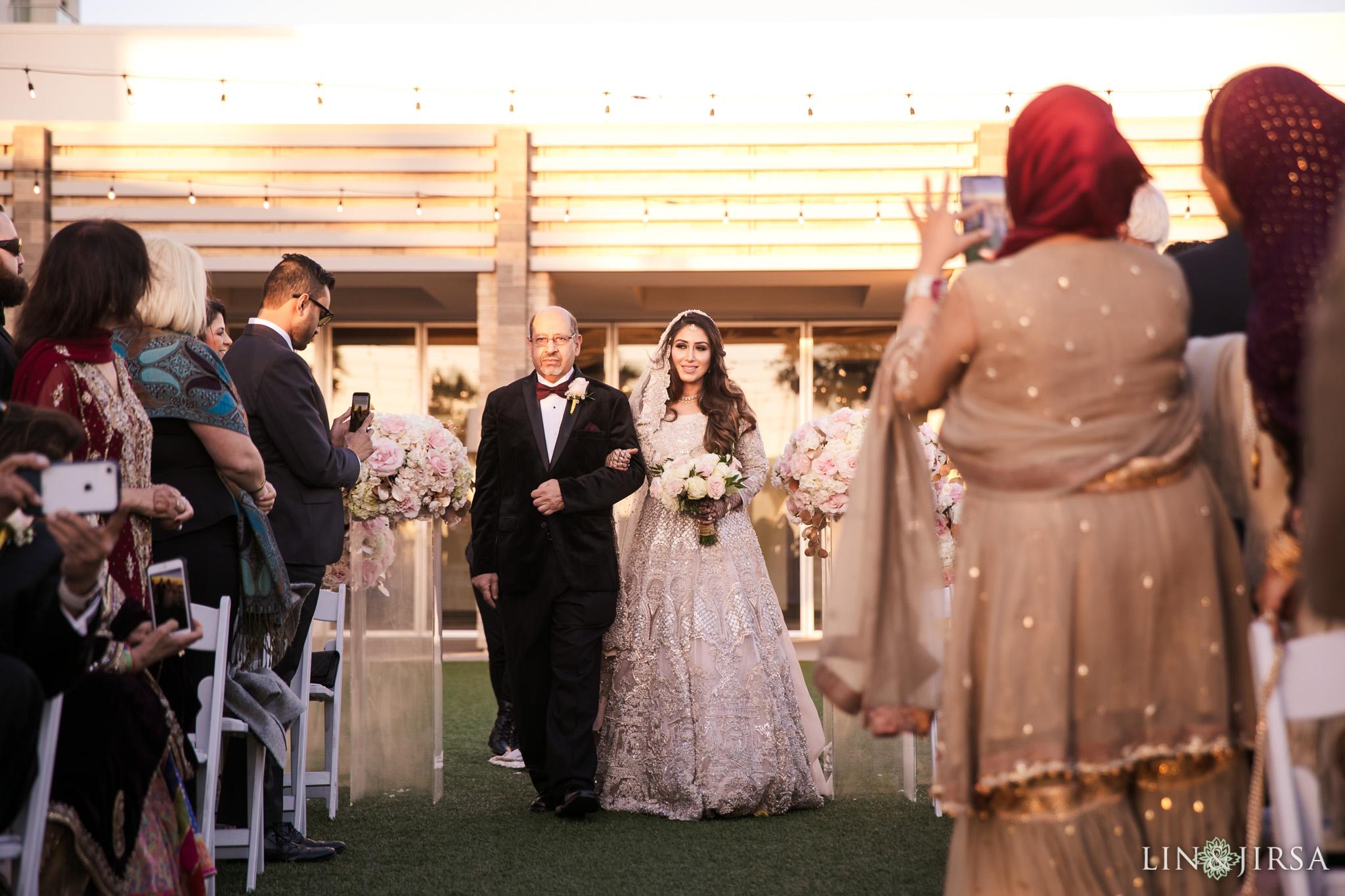 22 pasea hotel spa huntington beach pakistani muslim wedding photography