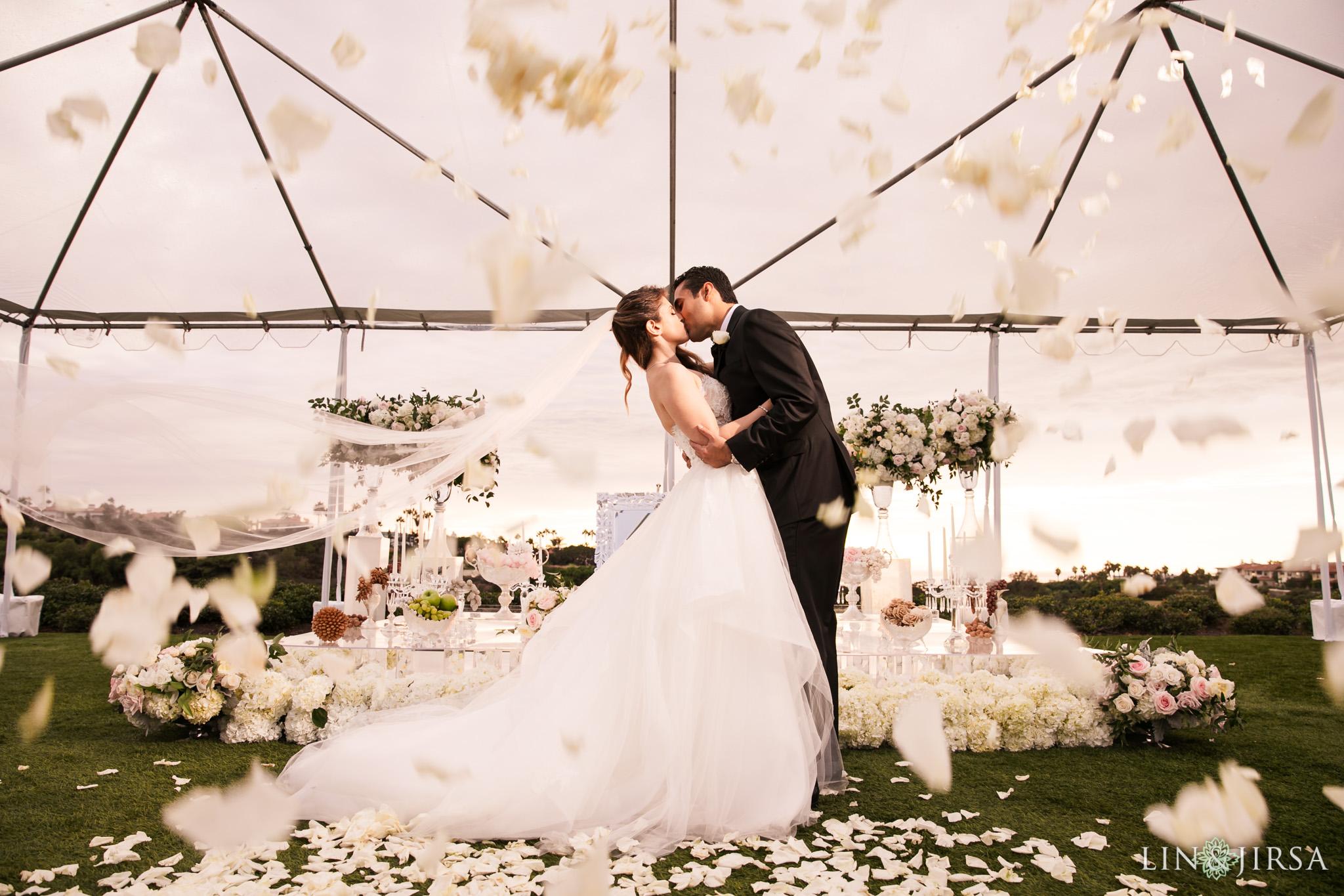 24 monarch beach resort laguna niguel persian wedding photography