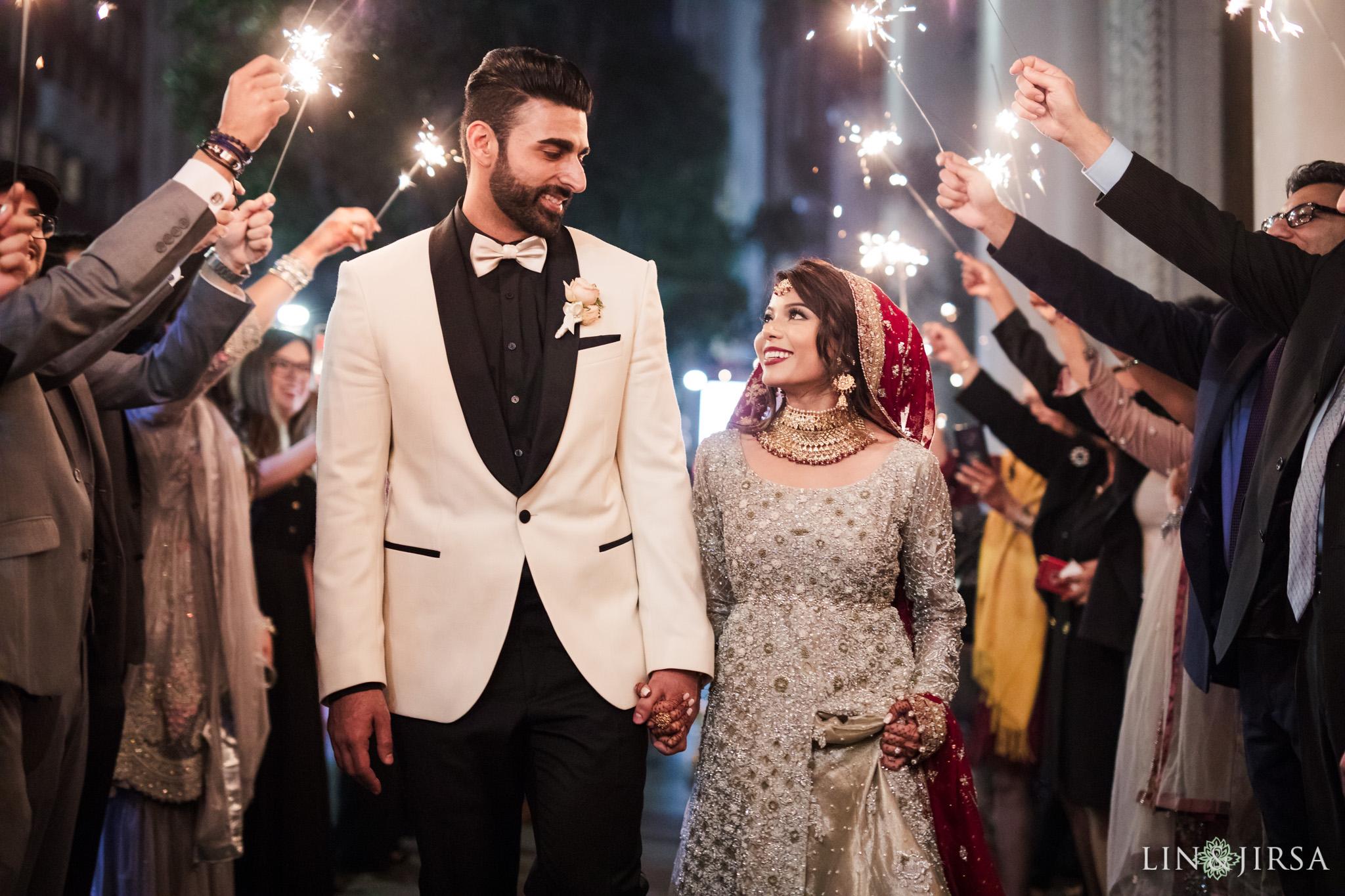 25 Majestic Downtown Los Angeles Pakistani Muslim Wedding Photography