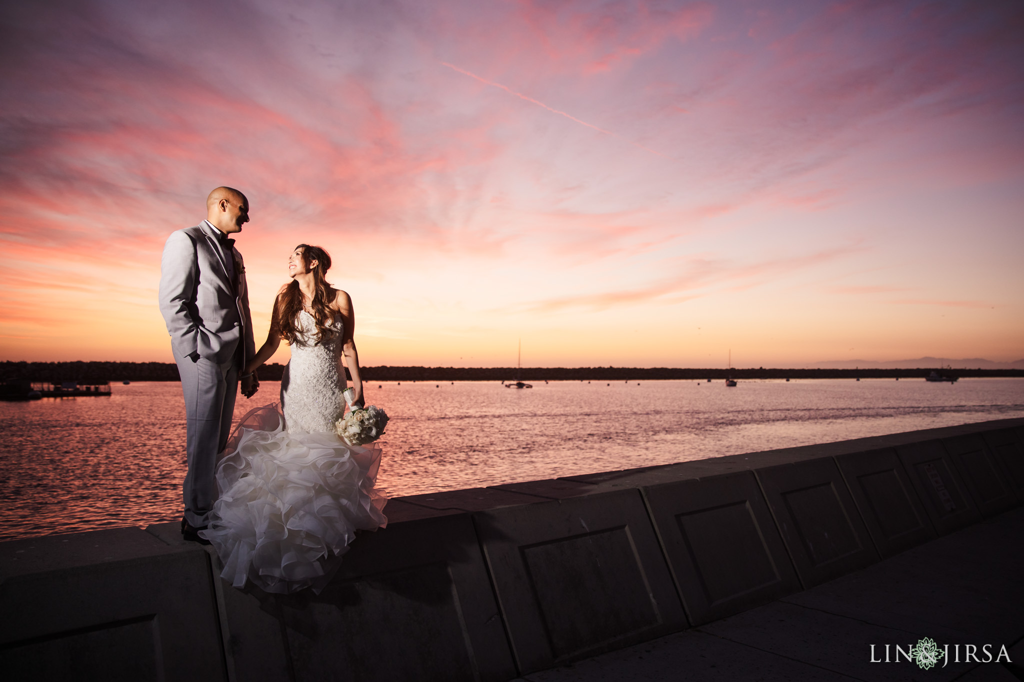 25 Portofino Hotel Redondo Beach Wedding Photography