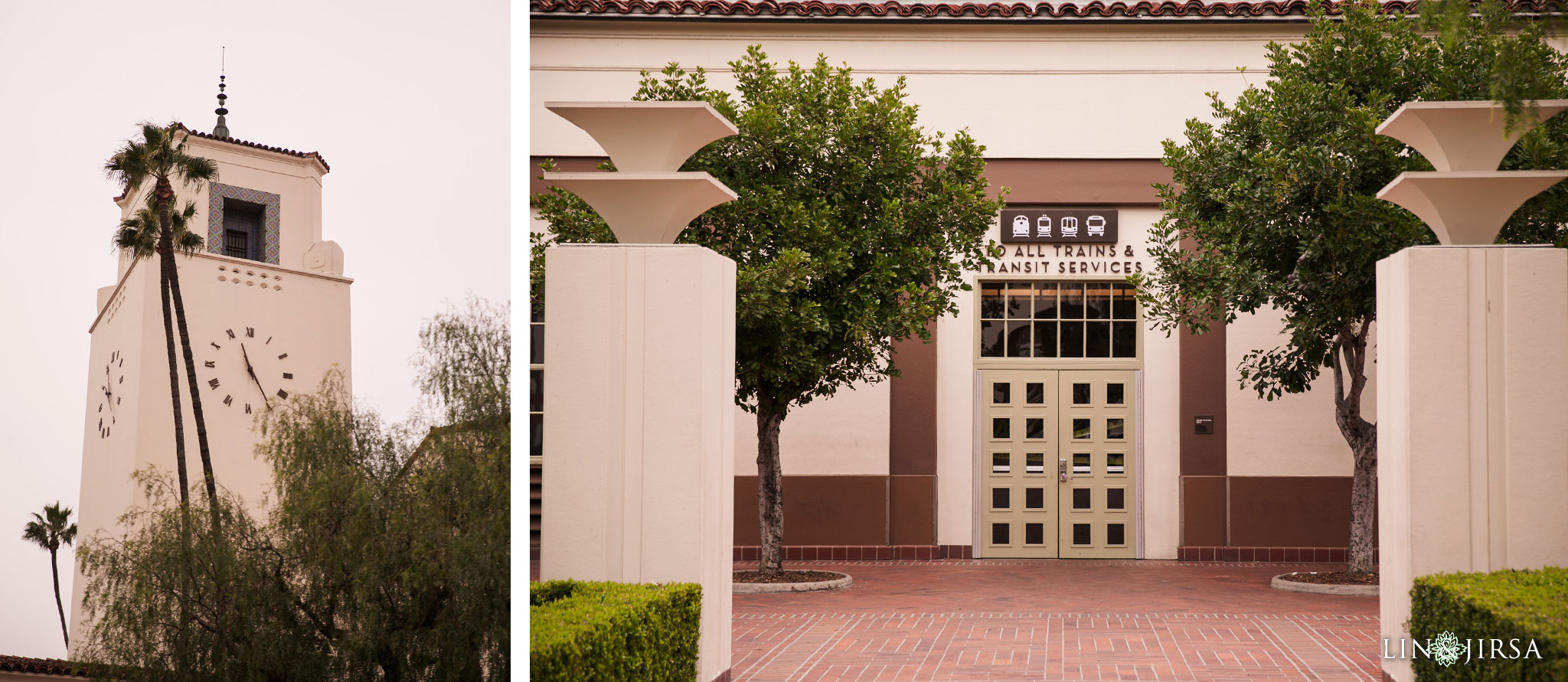 25 Union Station Los Angeles Indian Wedding Photography