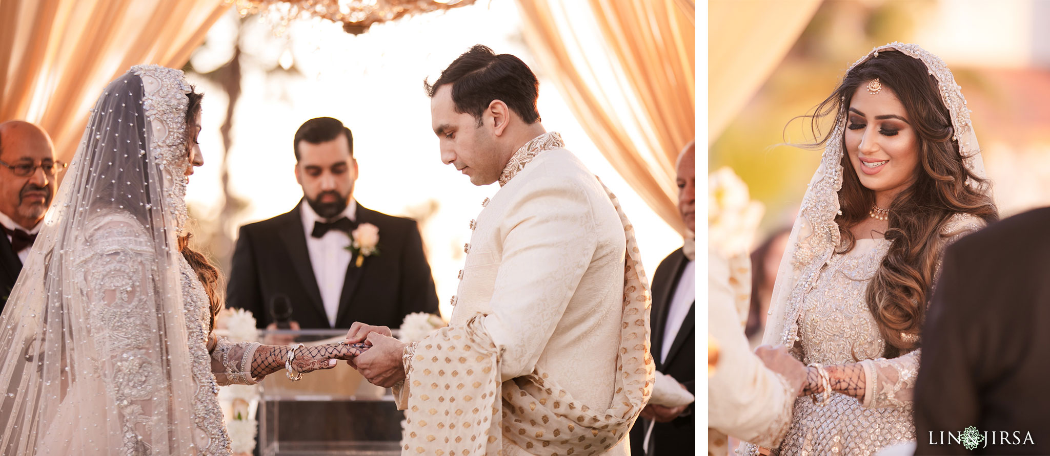 25 pasea hotel spa huntington beach muslim wedding ceremony photography