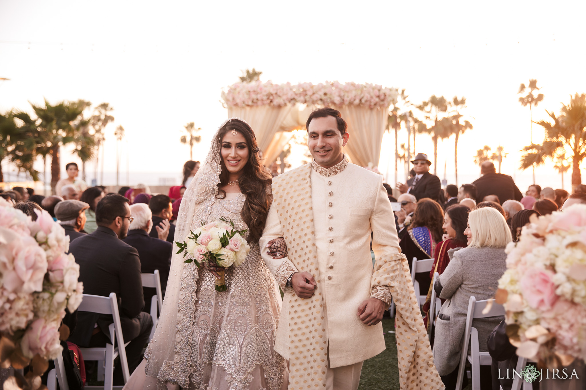 26 pasea hotel spa huntington beach pakistani muslim wedding photography