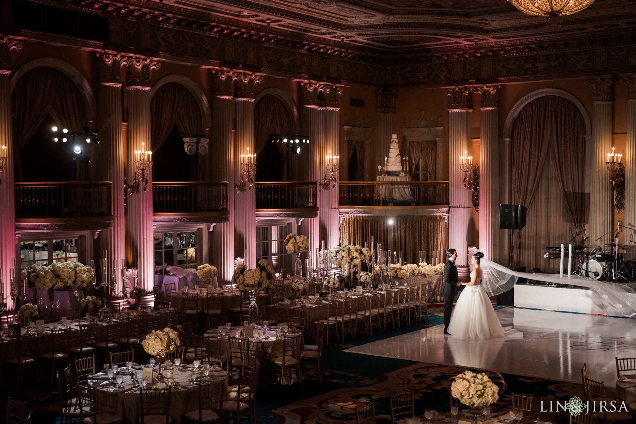 27 Biltmore Hotel Los Angeles Wedding Photography