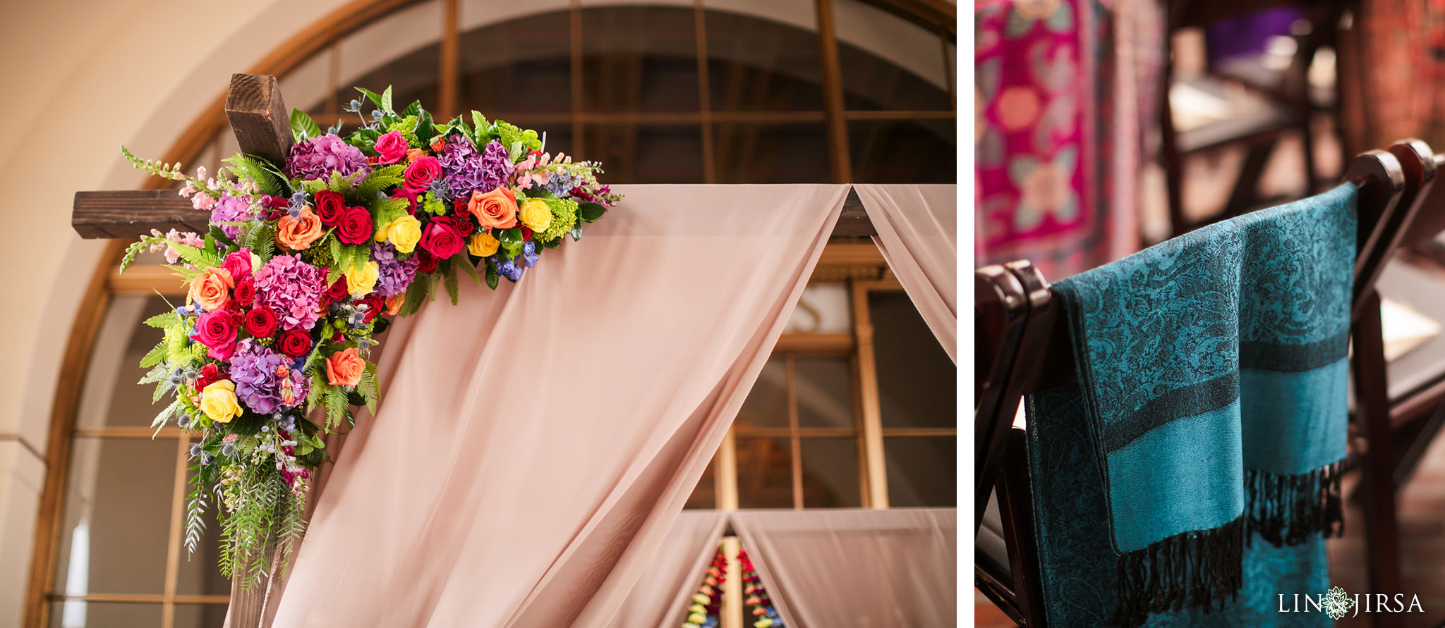 27 Union Station Los Angeles Indian Wedding Photography