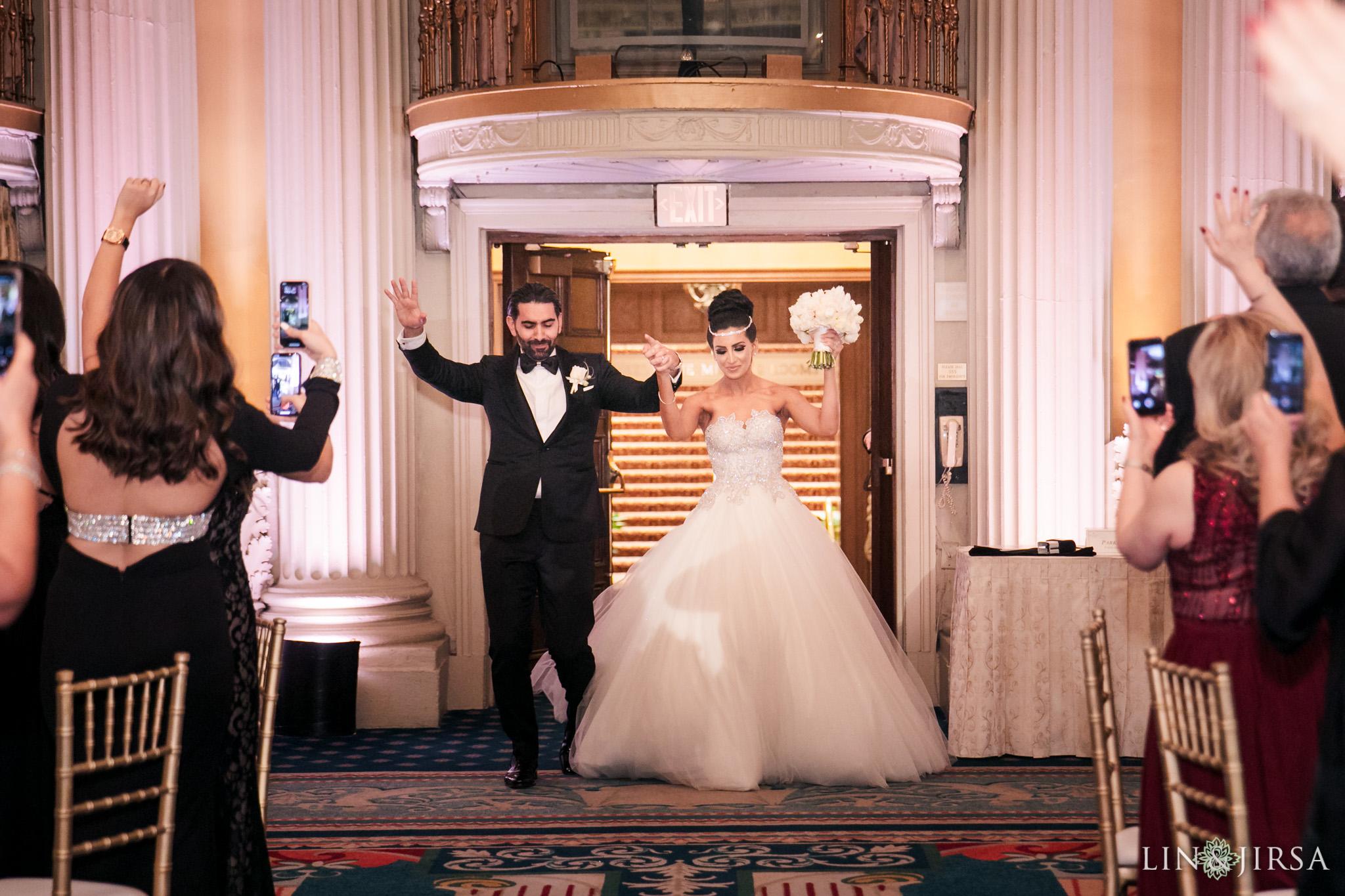 28 Biltmore Hotel Los Angeles Wedding Photography