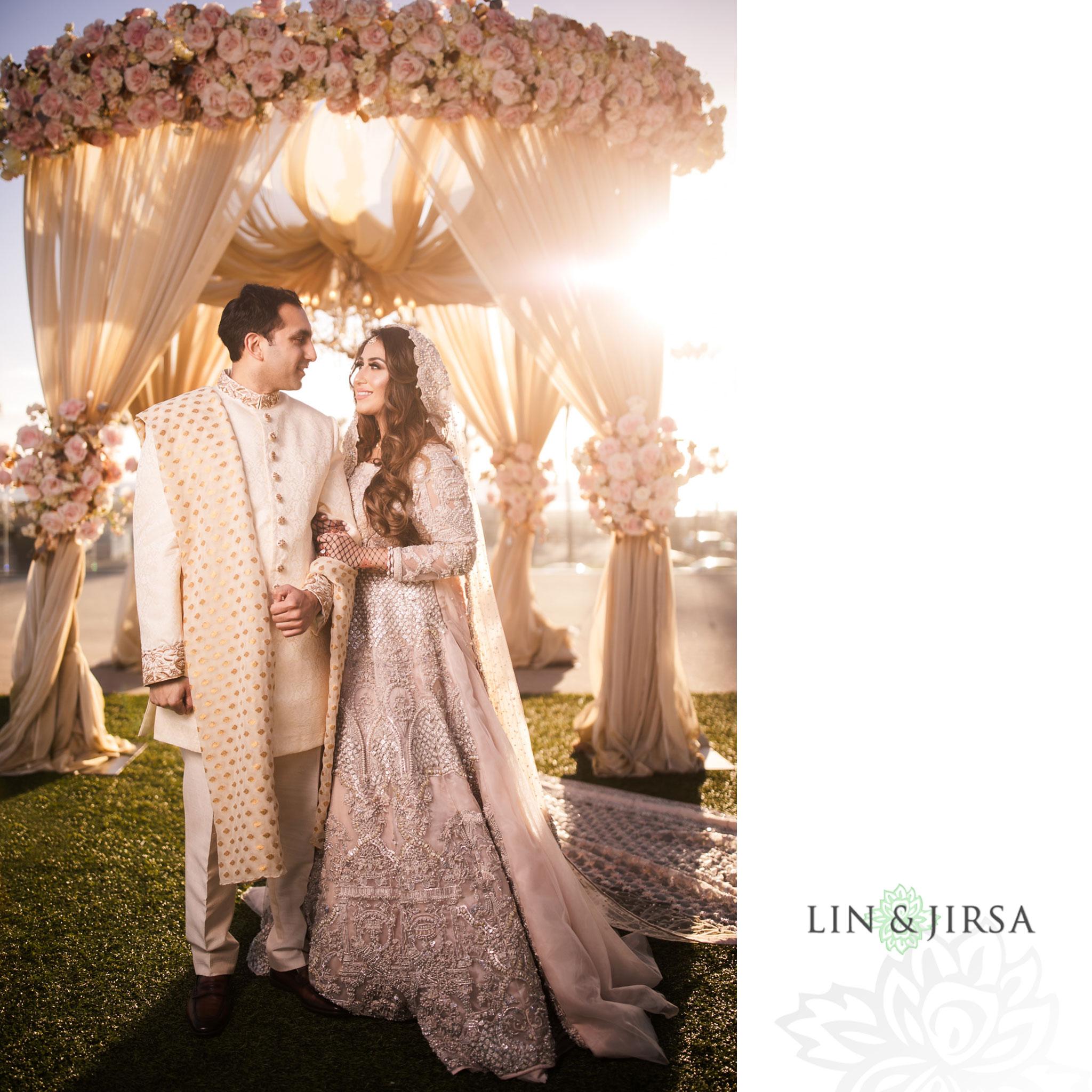 28 pasea hotel spa huntington beach pakistani muslim wedding photography