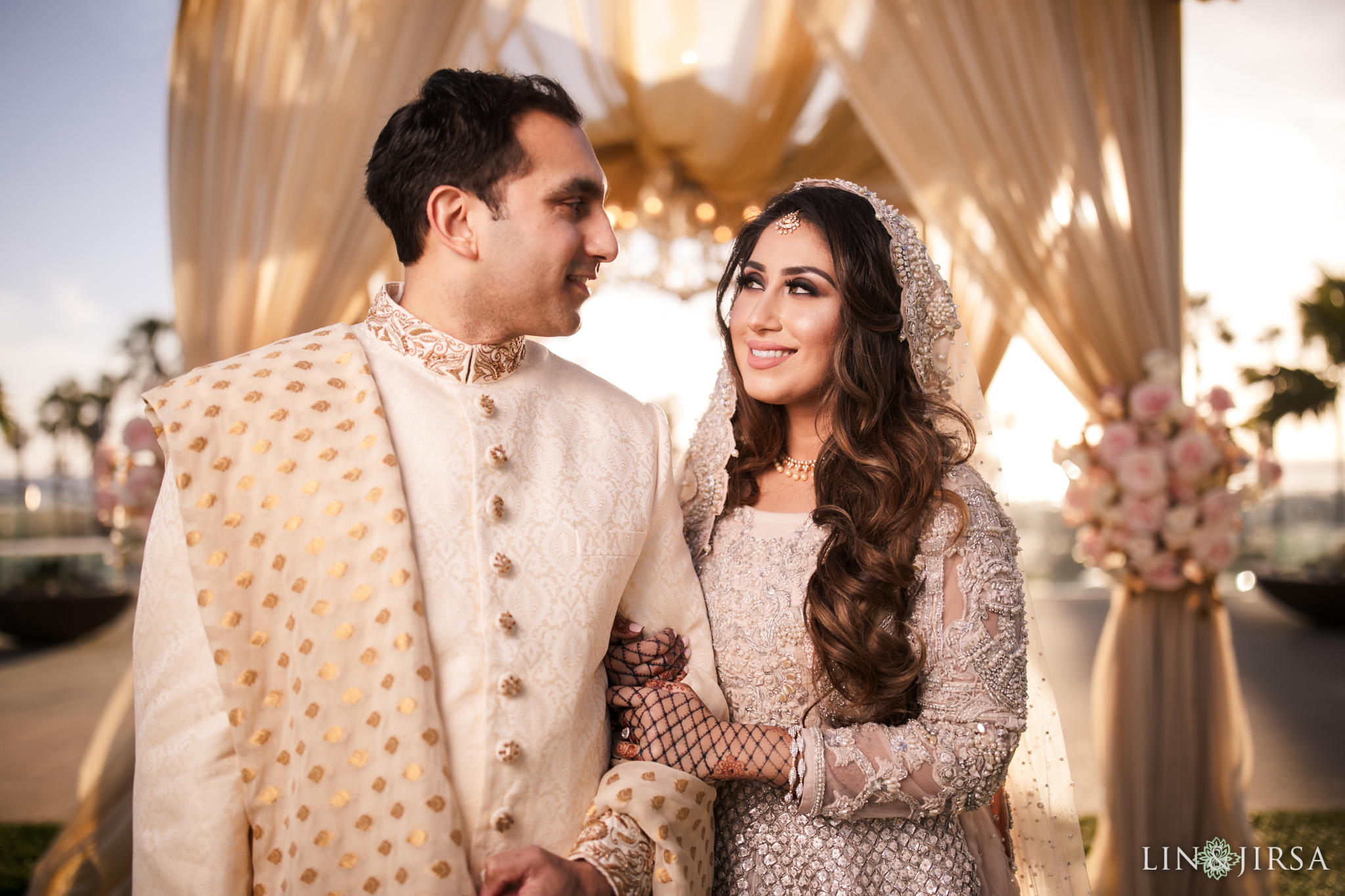 29 pasea hotel spa huntington beach pakistani muslim wedding photography
