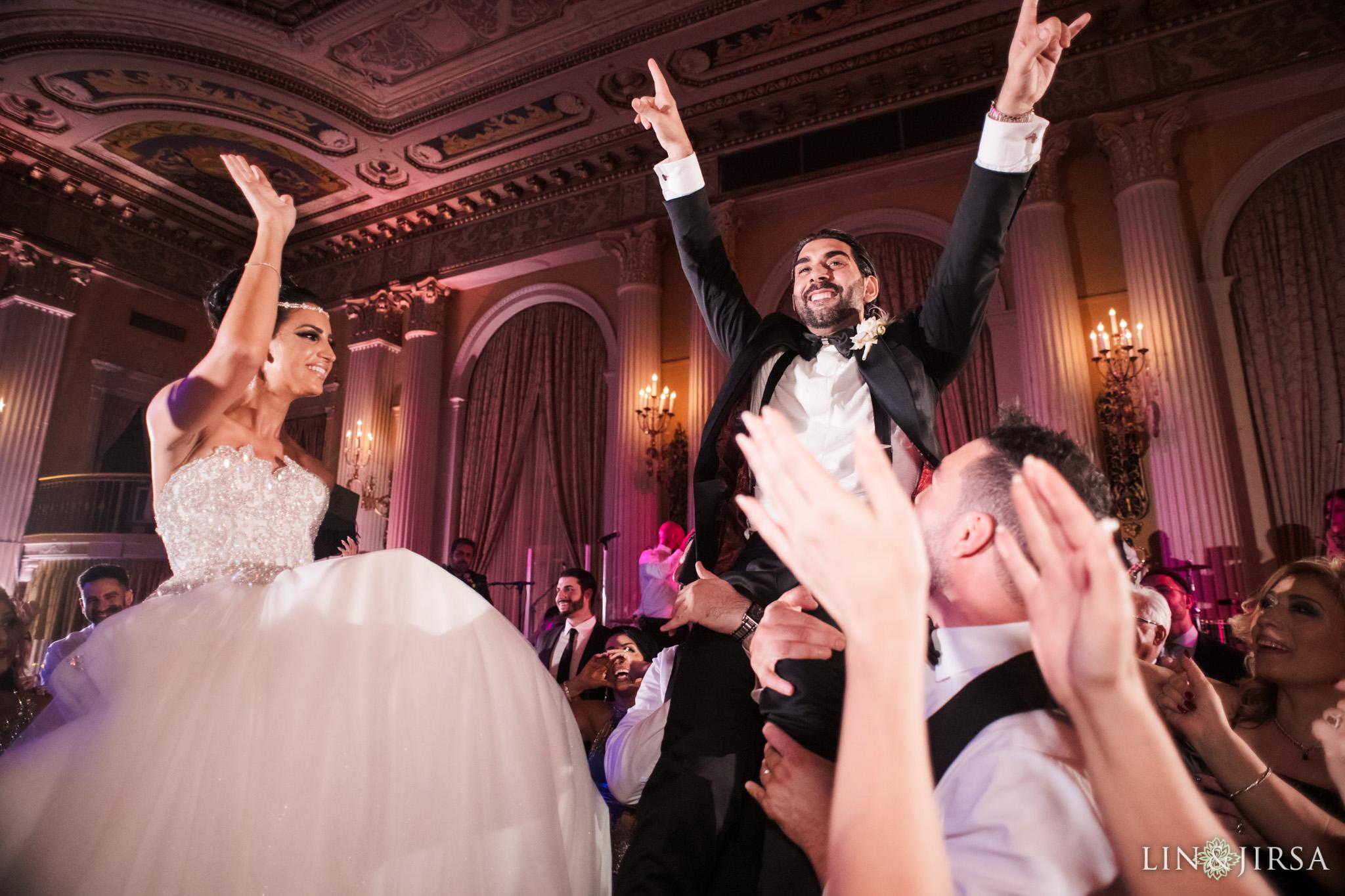 34 Biltmore Hotel Los Angeles Wedding Photography