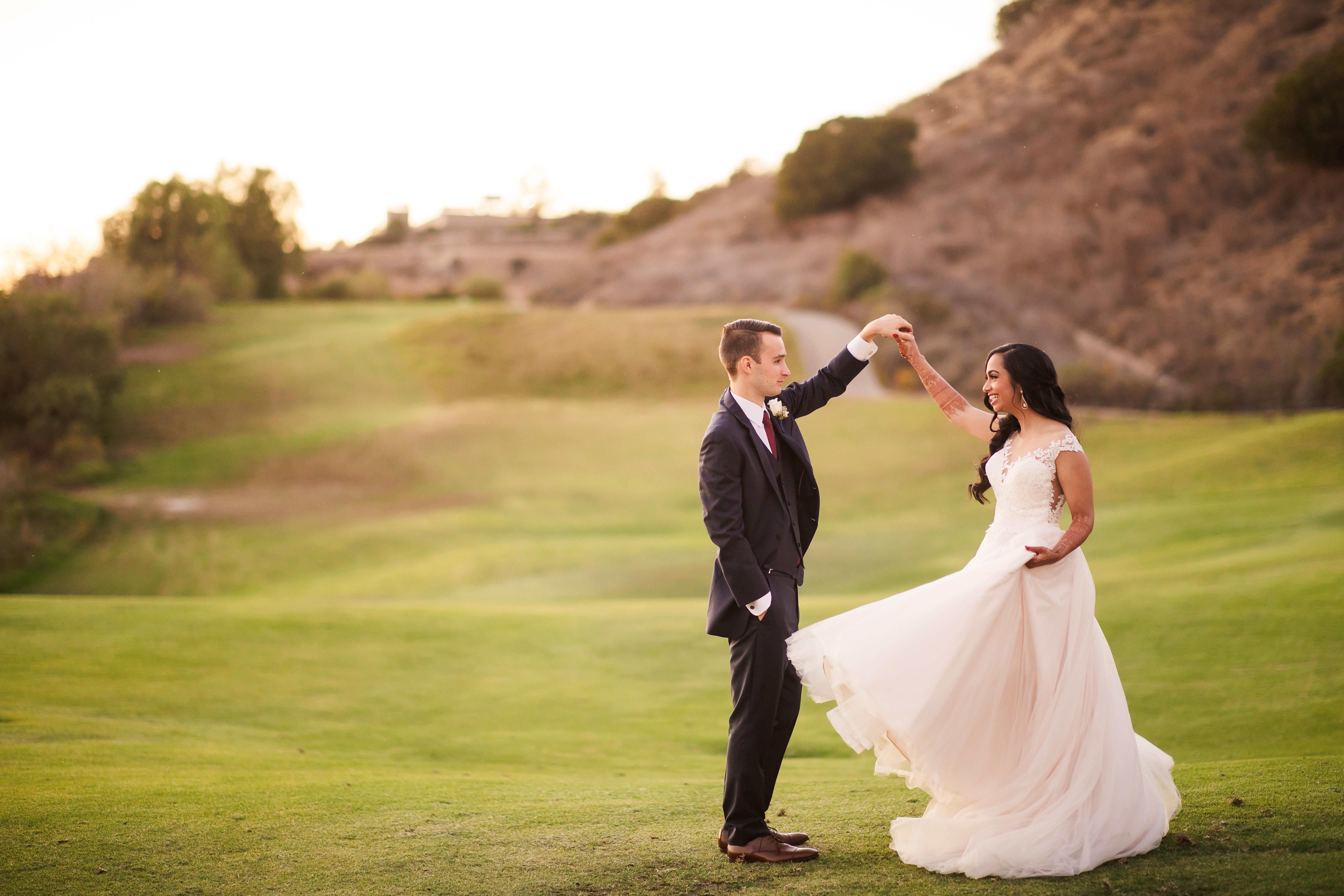 34 Black Gold Golf Course Yorba Linda Indian Wedding Photography